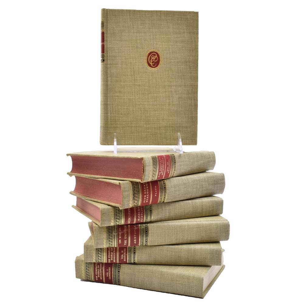 Vintage Classics Club Book Collection