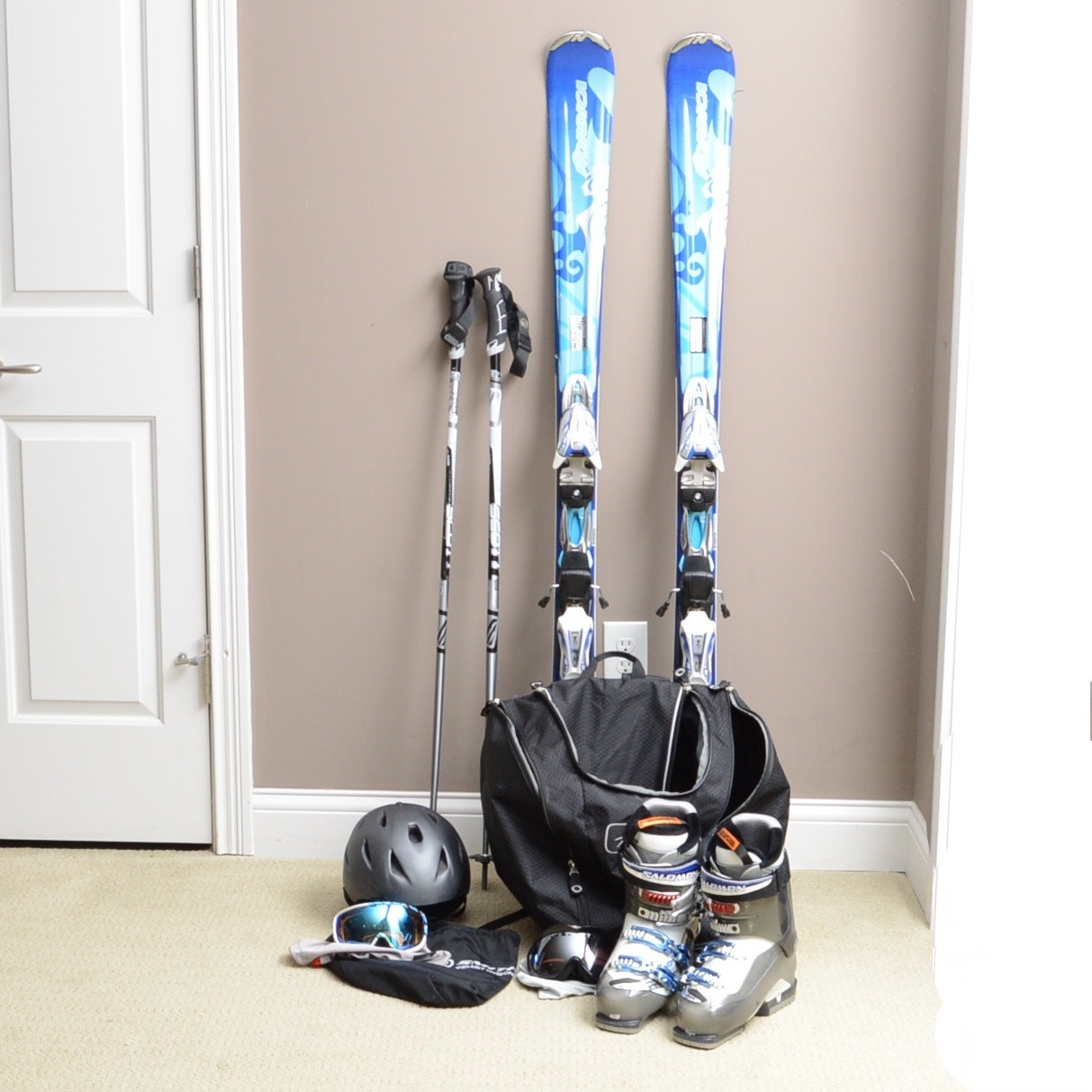 Nordica Skis and Equipment