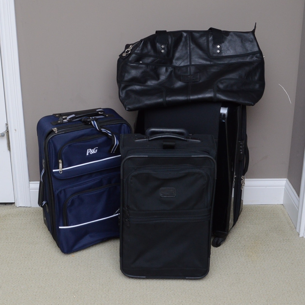 Luggage Grouping