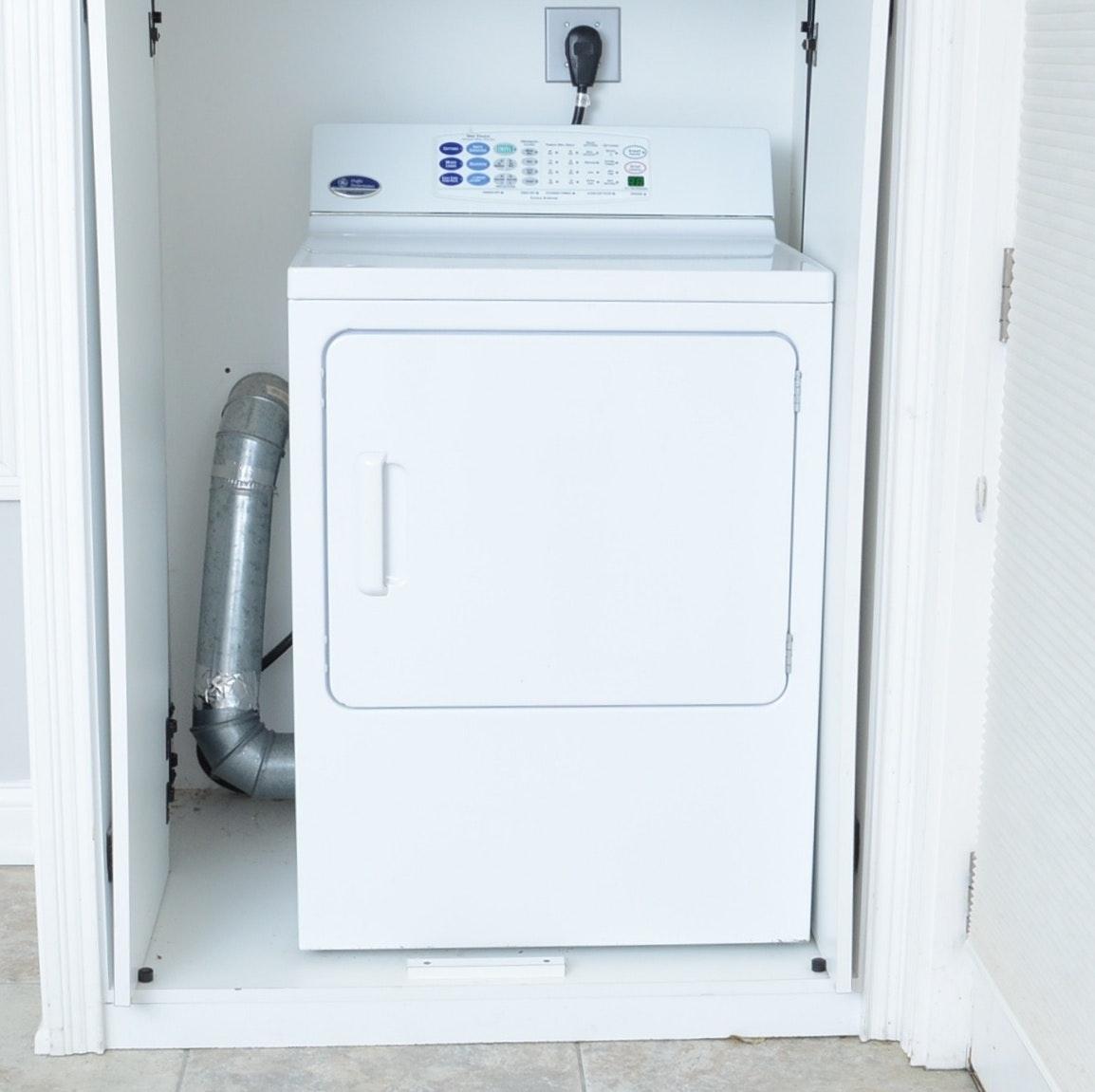 GE Profile Performance Wizard Dryer