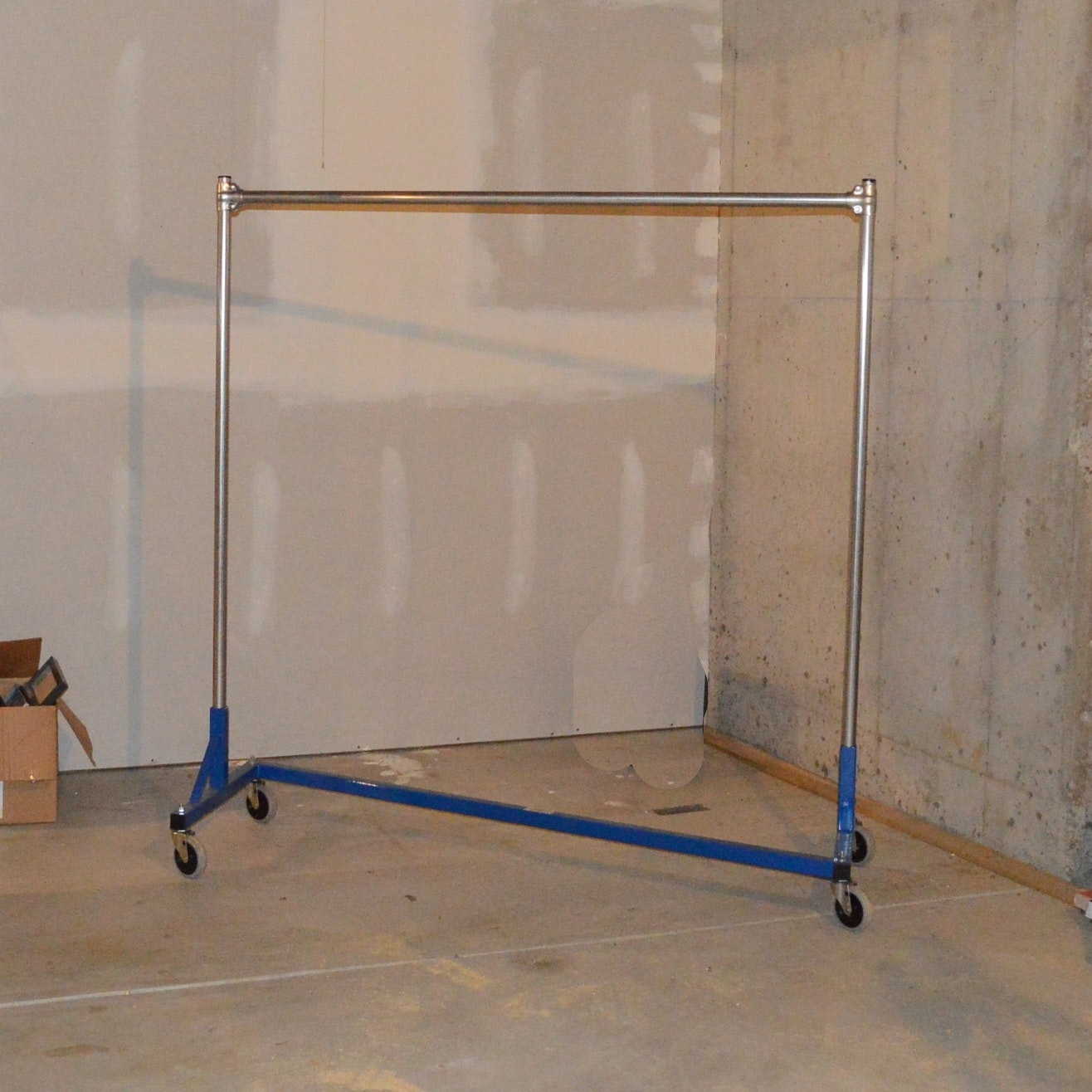 Industrial Clothes Rack by ZRacks