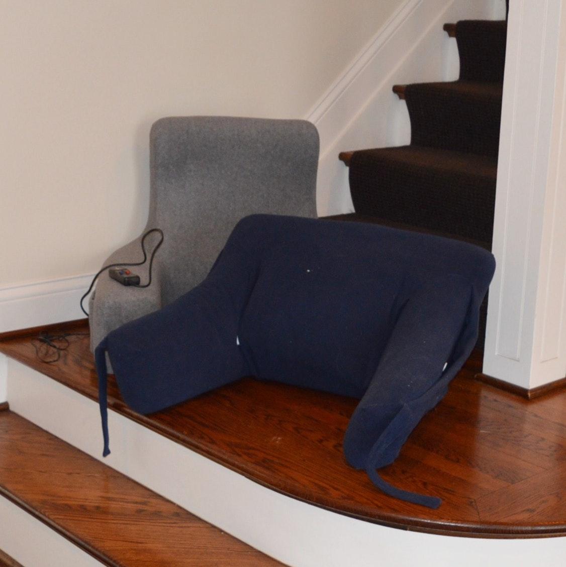 Massage Pillow and Lounger