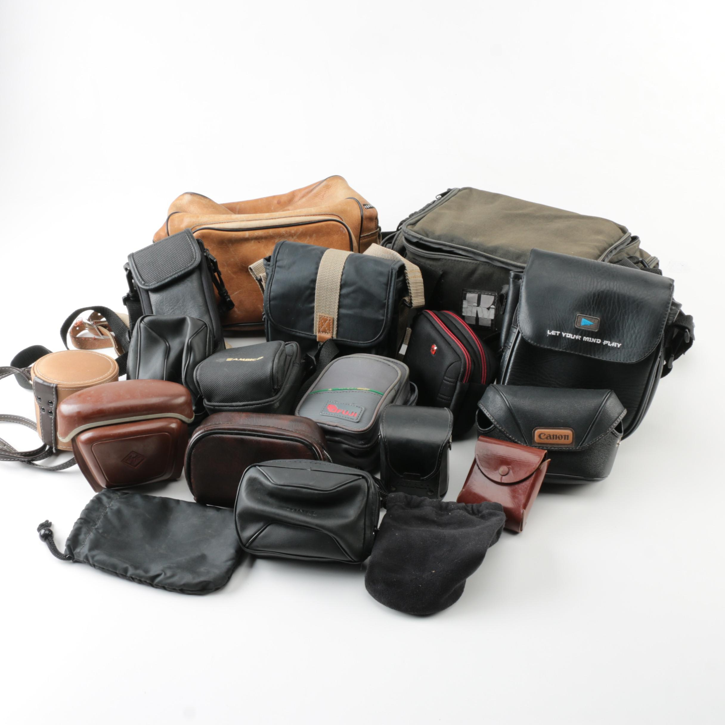 Camera Cases and Bags