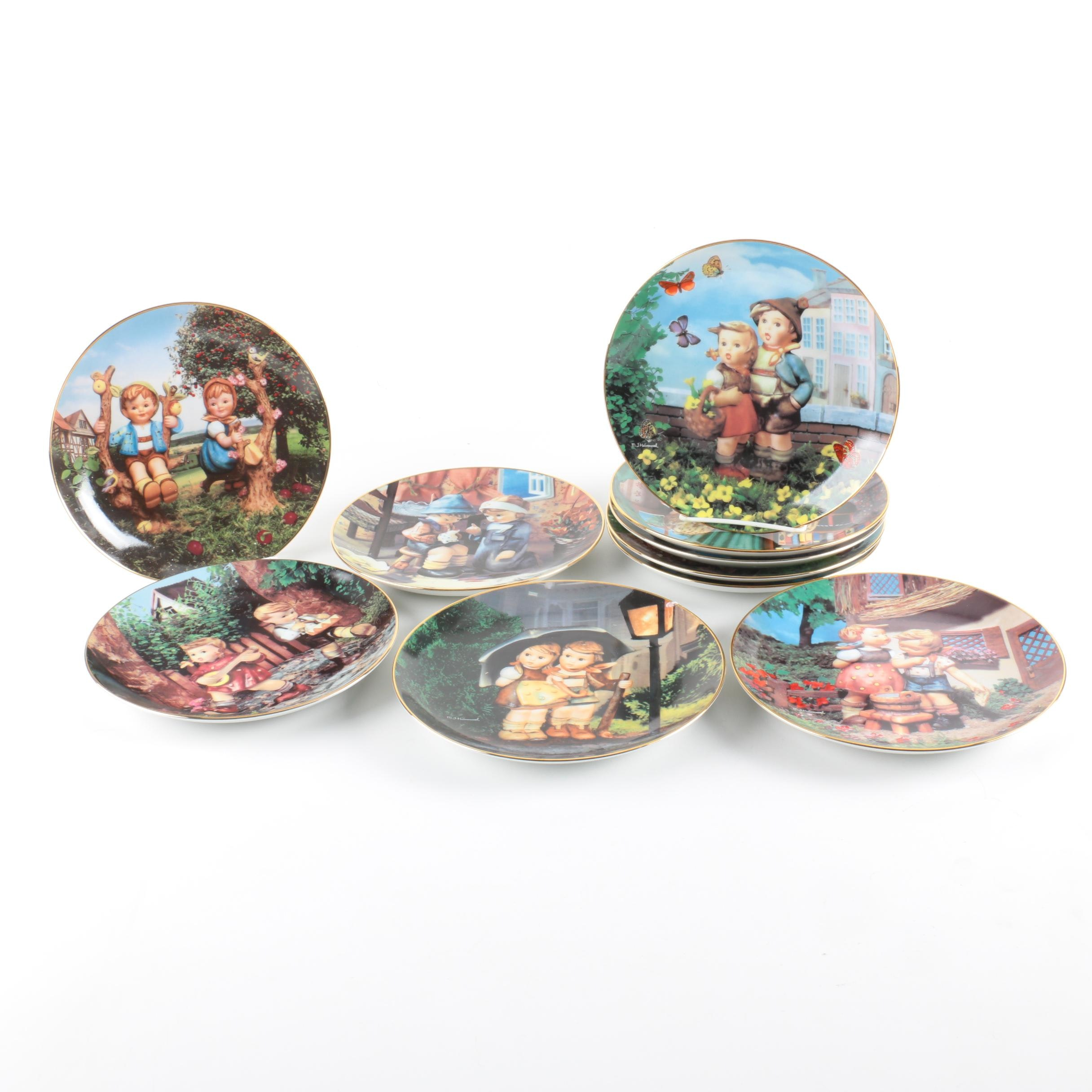 Hummel Collector's Plates by The Danbury Mint
