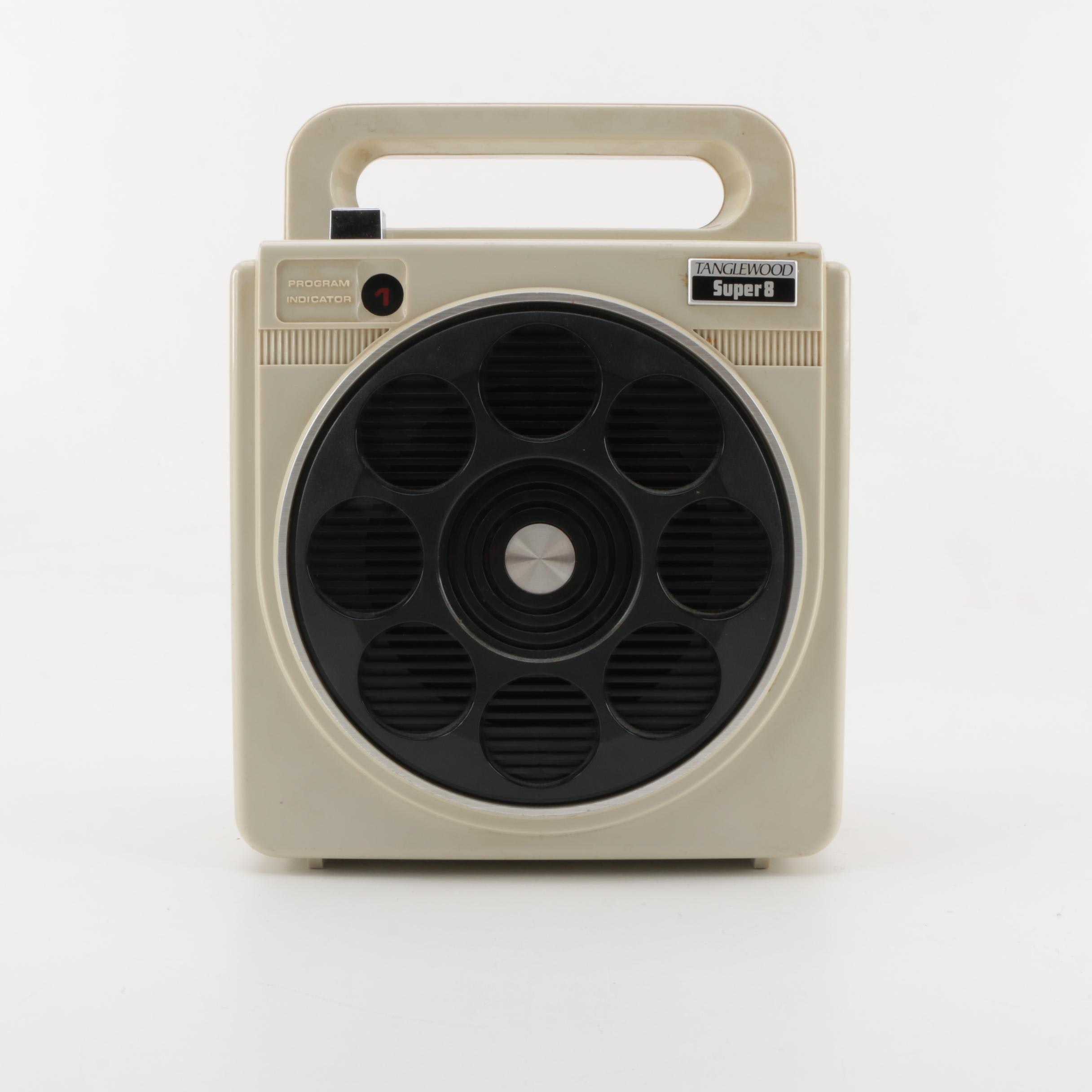 "Vintage Tanglewood ""Super 8"" 8-Track Boombox"