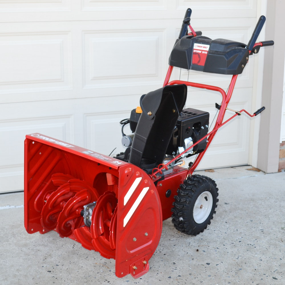 Troy-Bilt Two-Stage Gas Powered Snow Thrower