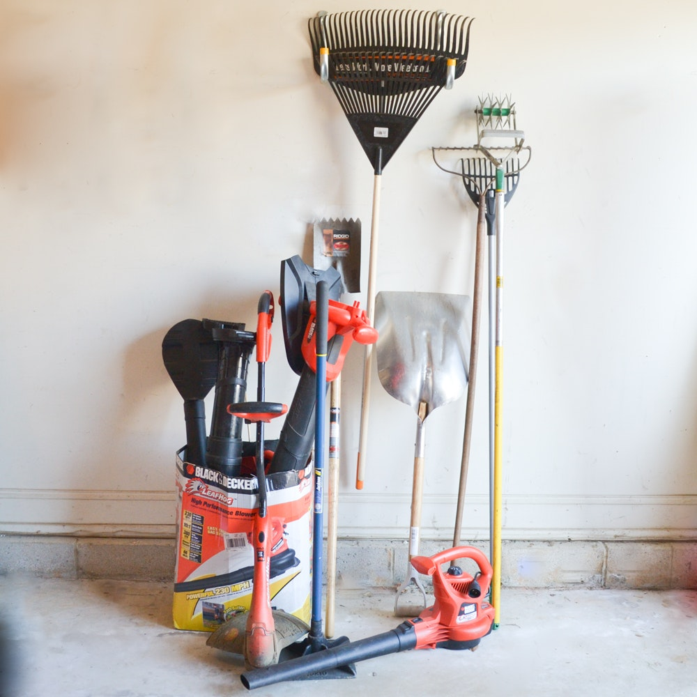 Gardening and Outdoor Tools and Equipment