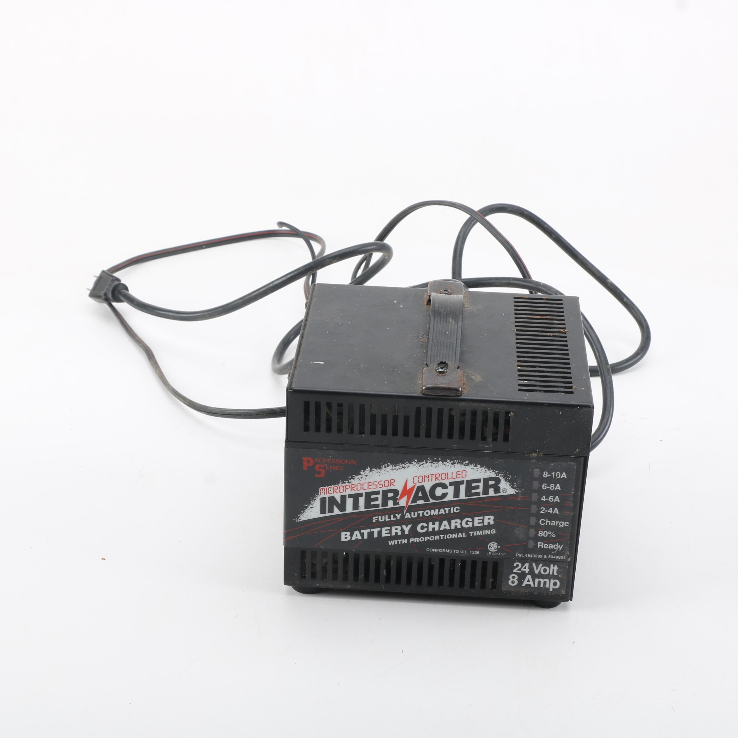 Interacter Battery Charger
