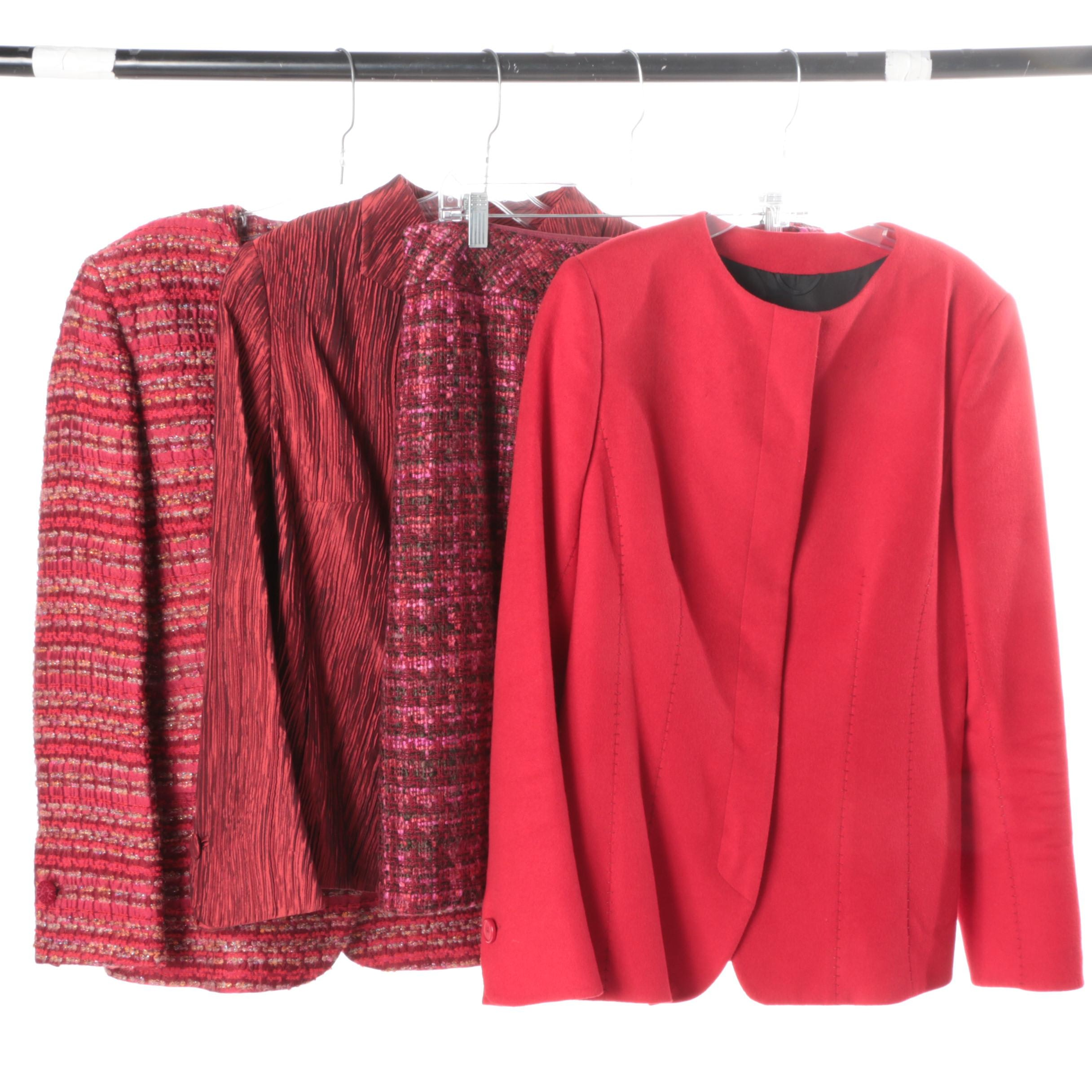 Women's Blazers and Skirt from Algo and Clearwater Creek