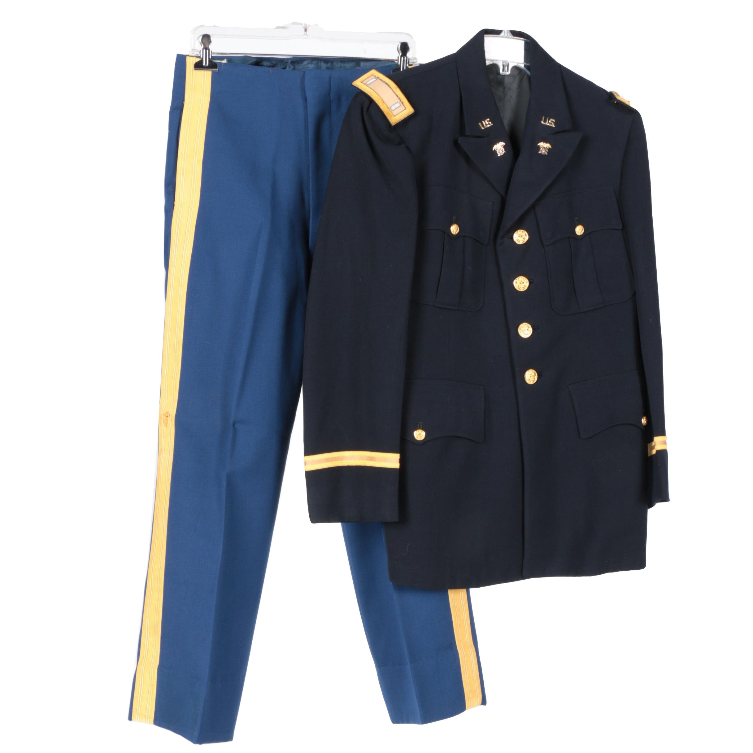 U.S. Army Quartermaster Uniform