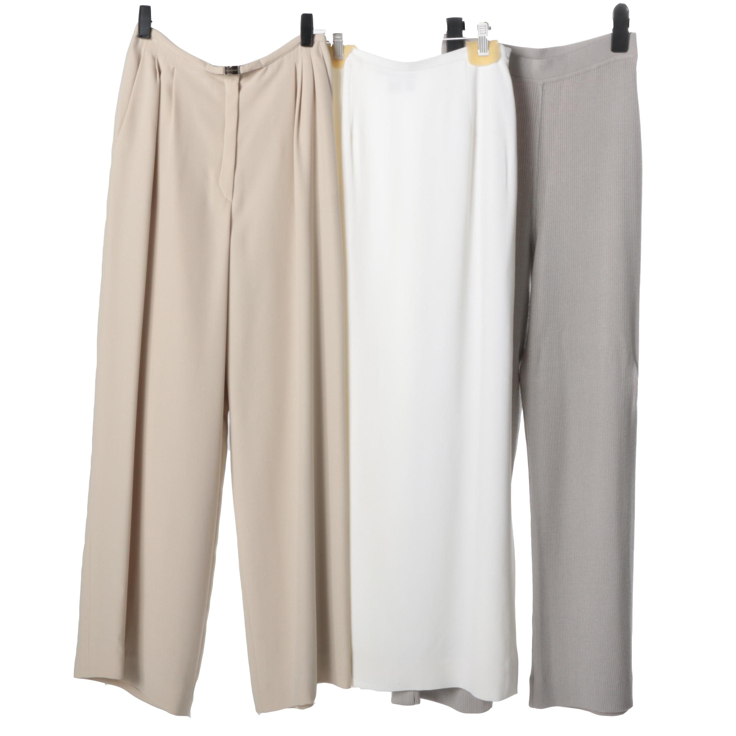 Jean-Louis Scherrer Skirt and Pants