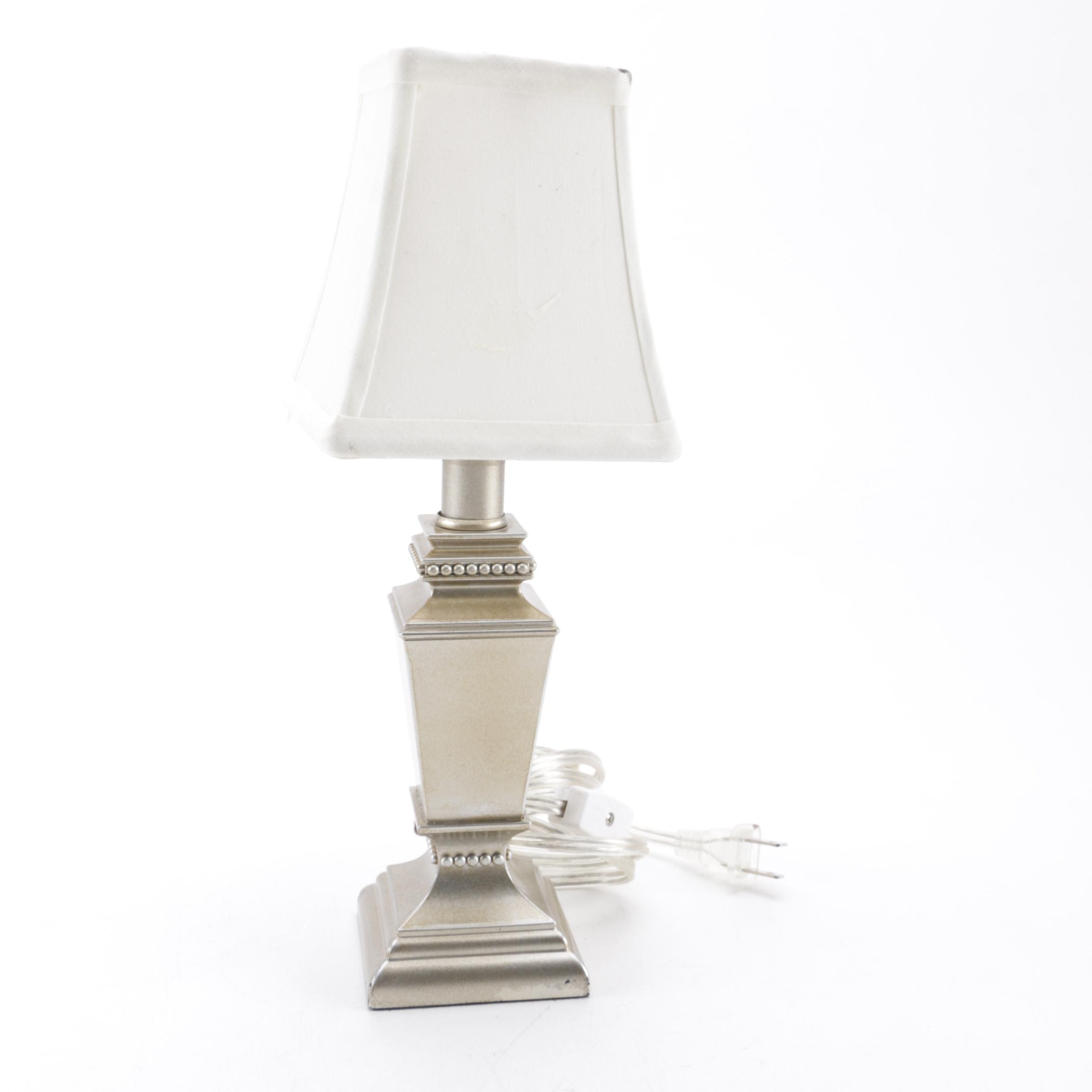 Miniature Table Lamp and Shade