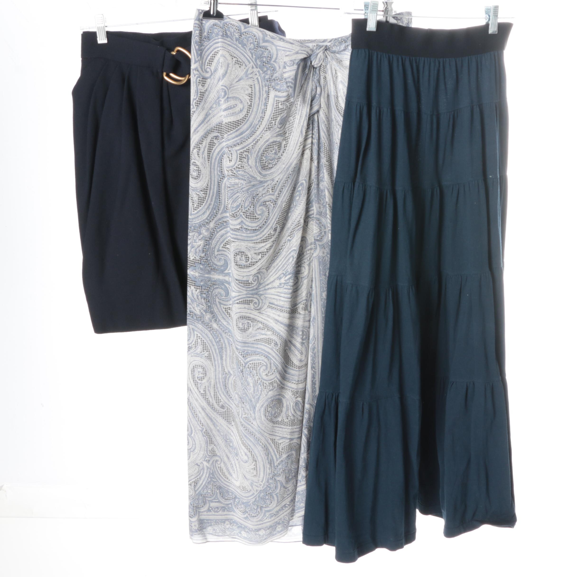 Skirts Including Anne Klein and Emanuel Ungaro