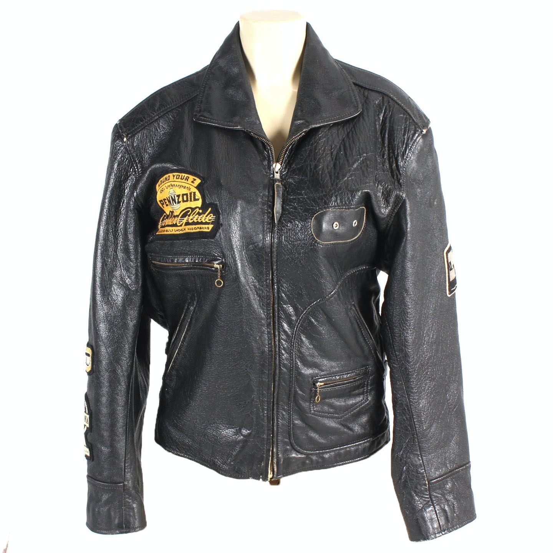 Lee Trevor Vintage Leather Jacket