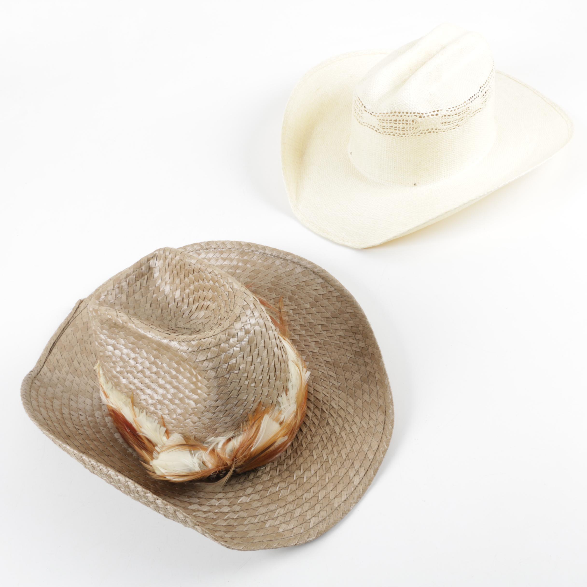Cattleman Hats
