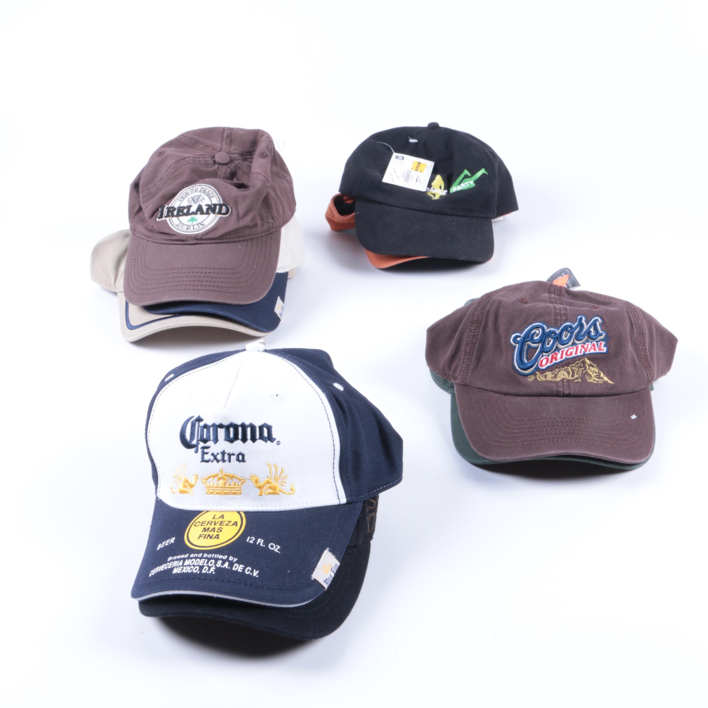 Themed Baseball Caps