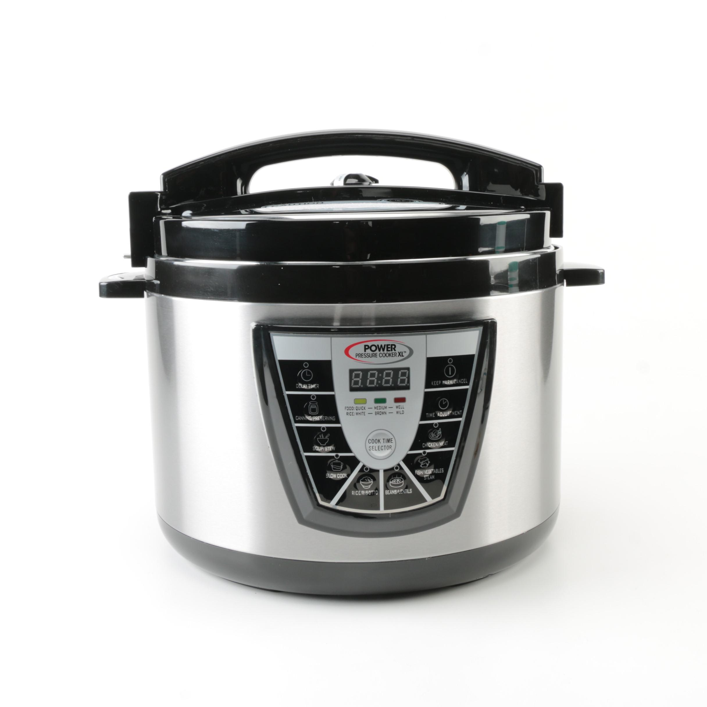 Intertek Electric Pressure Cooker