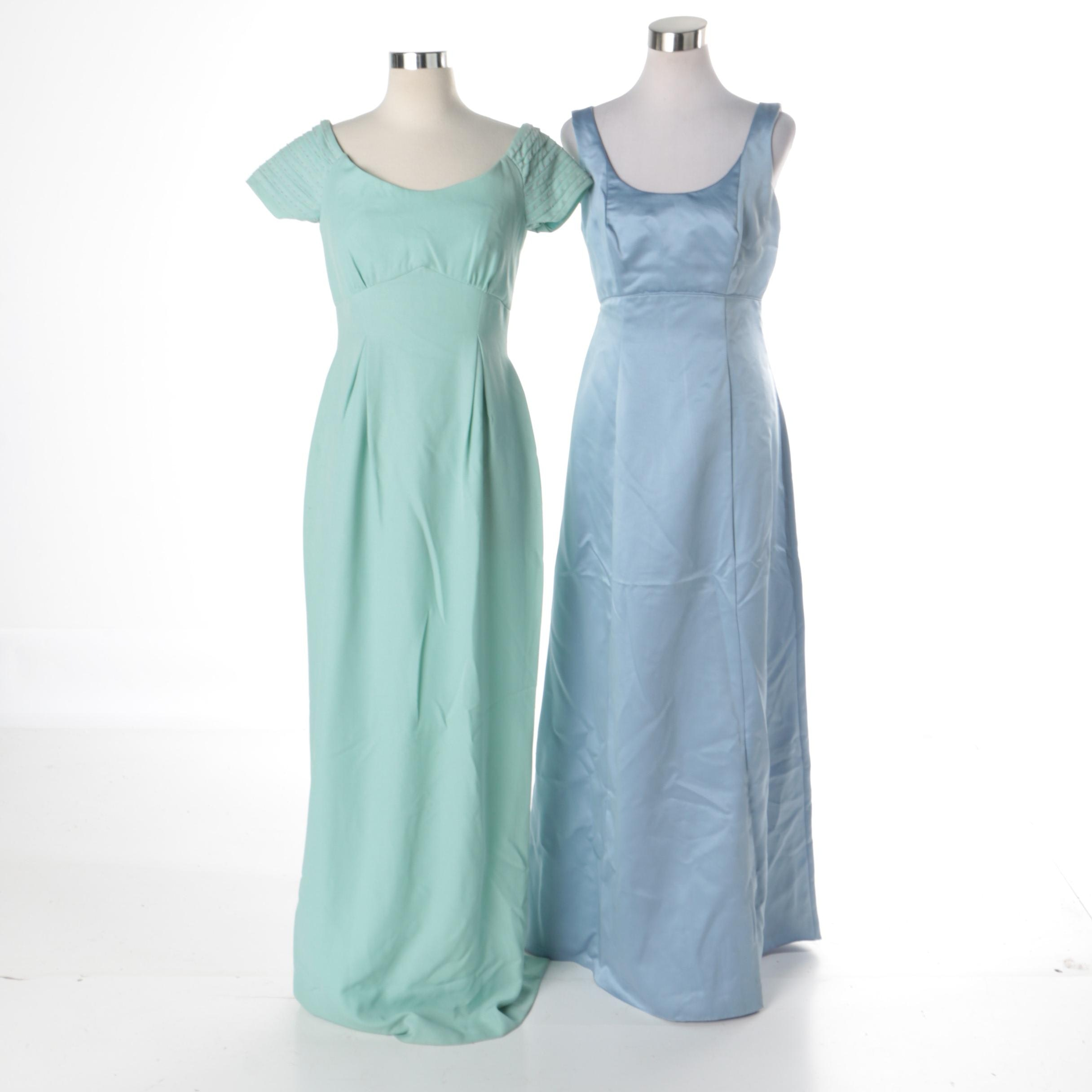 Miiichelle and Vintage House of Bianchi and  Formal Gowns