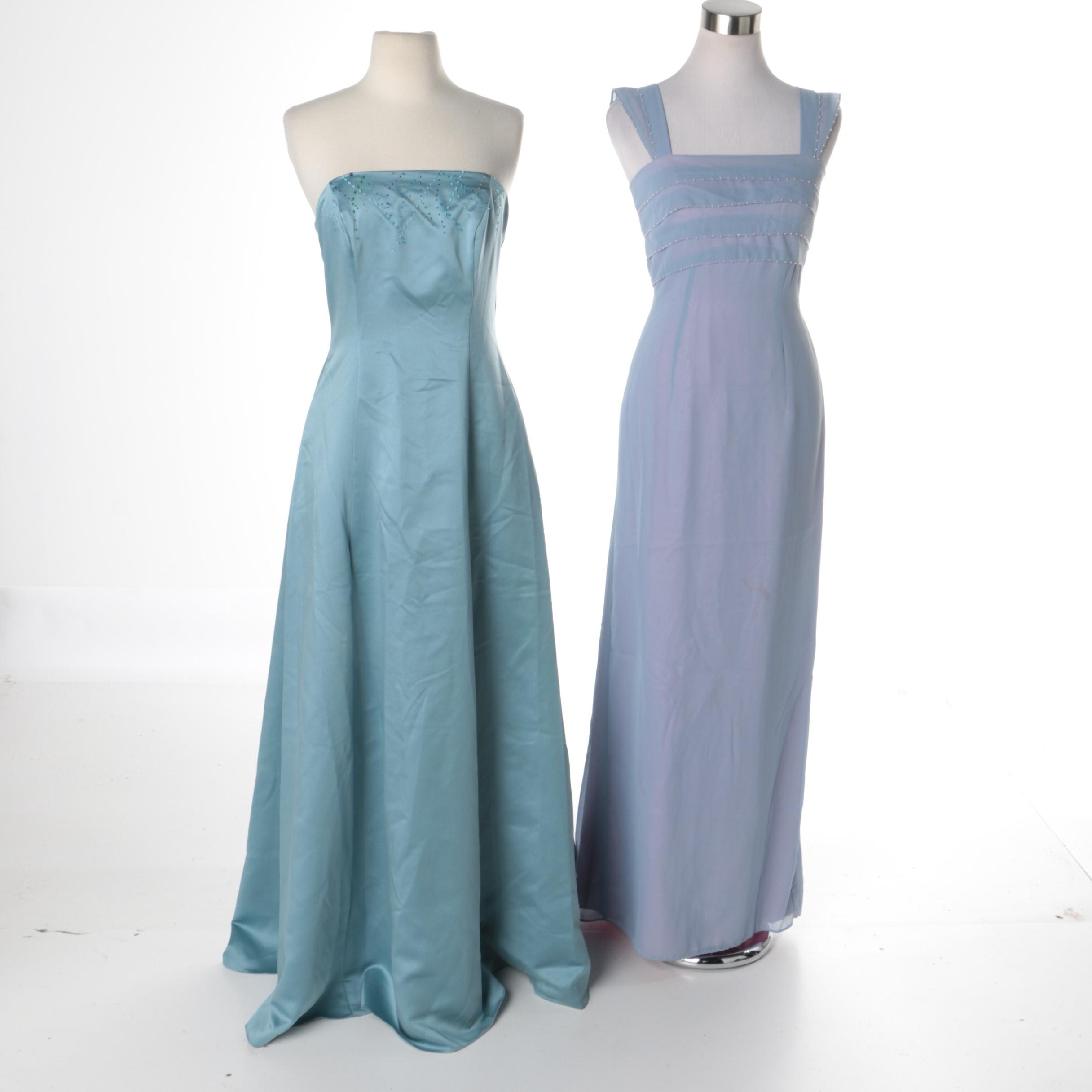 Women's Bianchi and Miiichelle Formal Gowns
