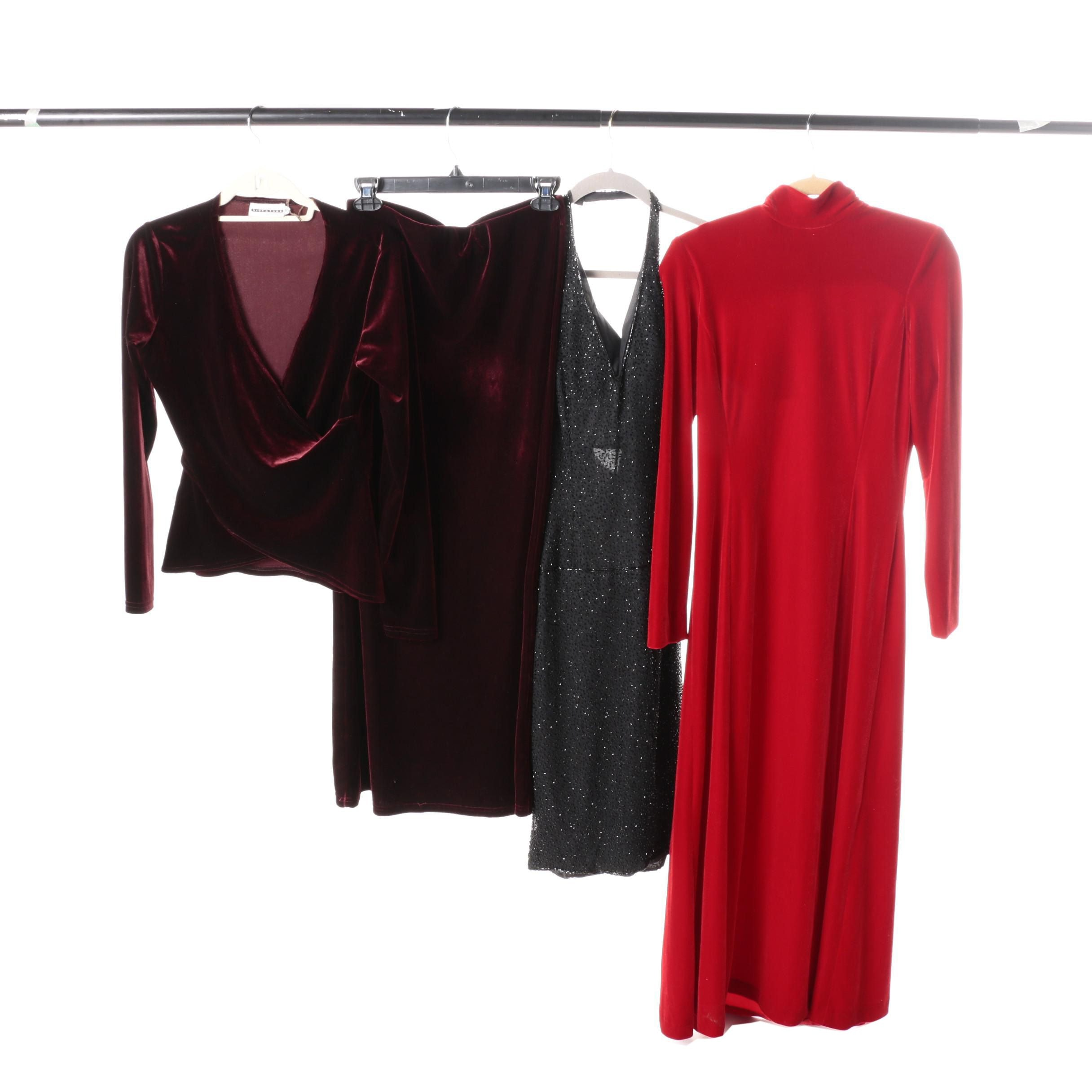 Women's Jewel-Tone Dresses