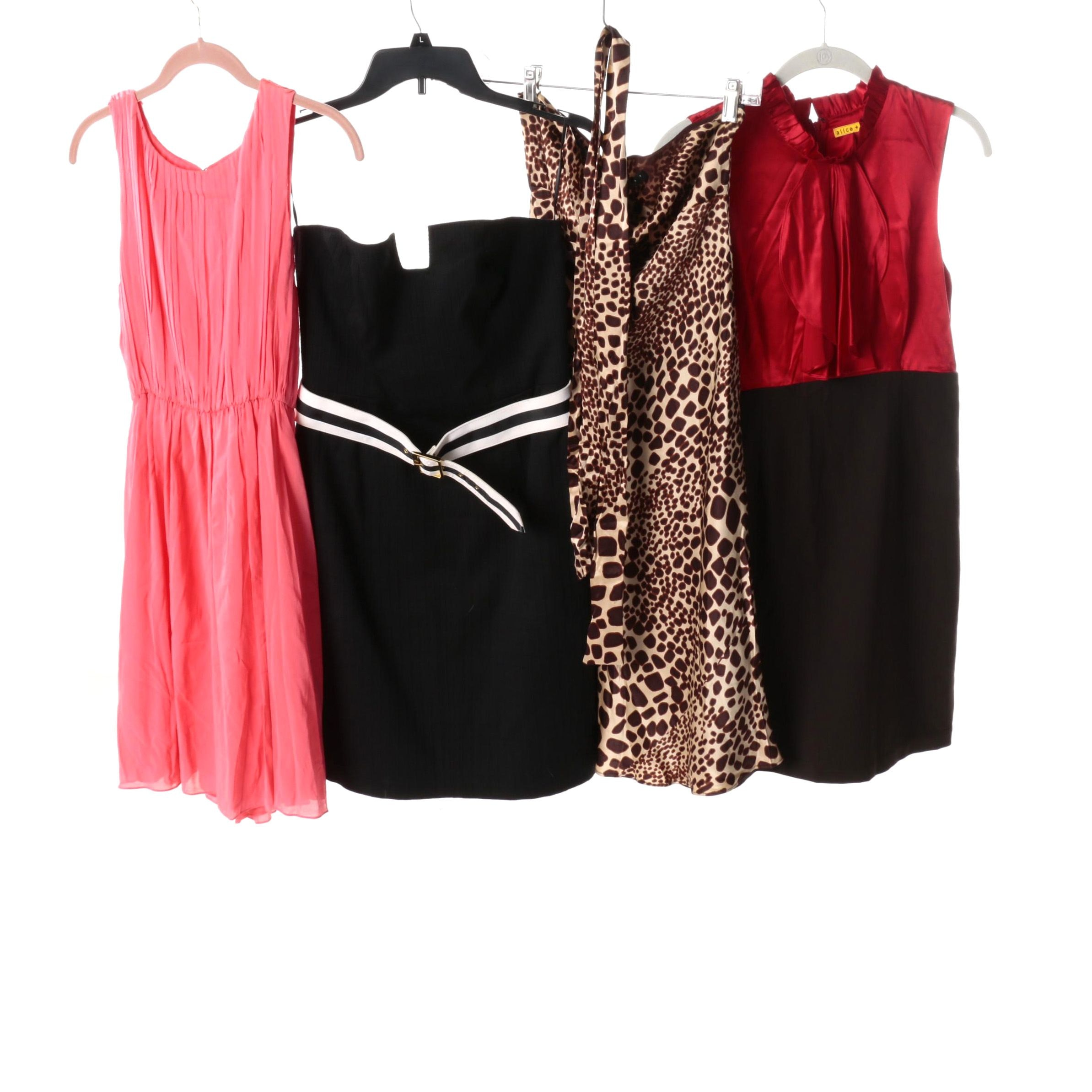 Women's Mini-Dress Assortment Featuring Alice + Olivia