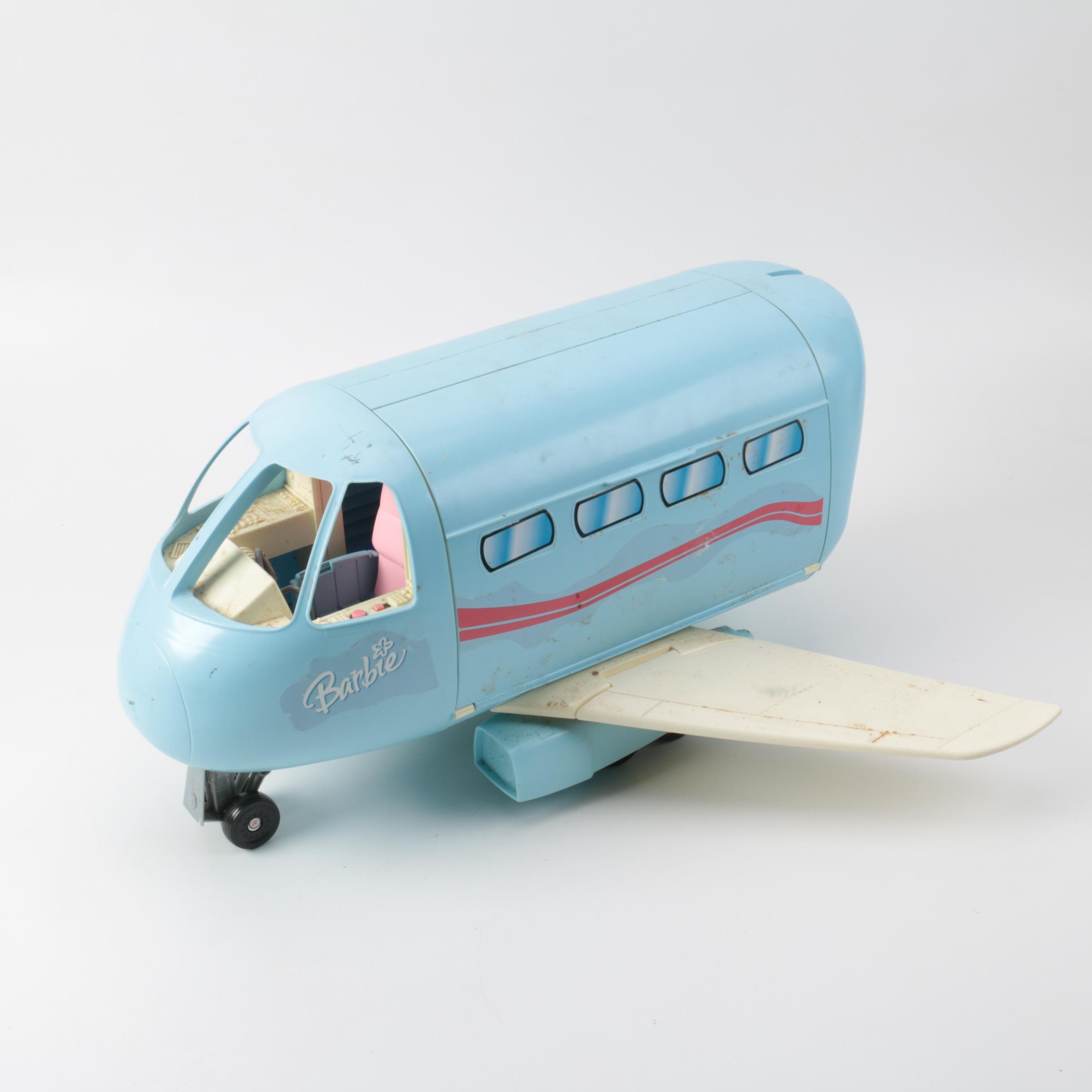 Barbie Jumbo Jet