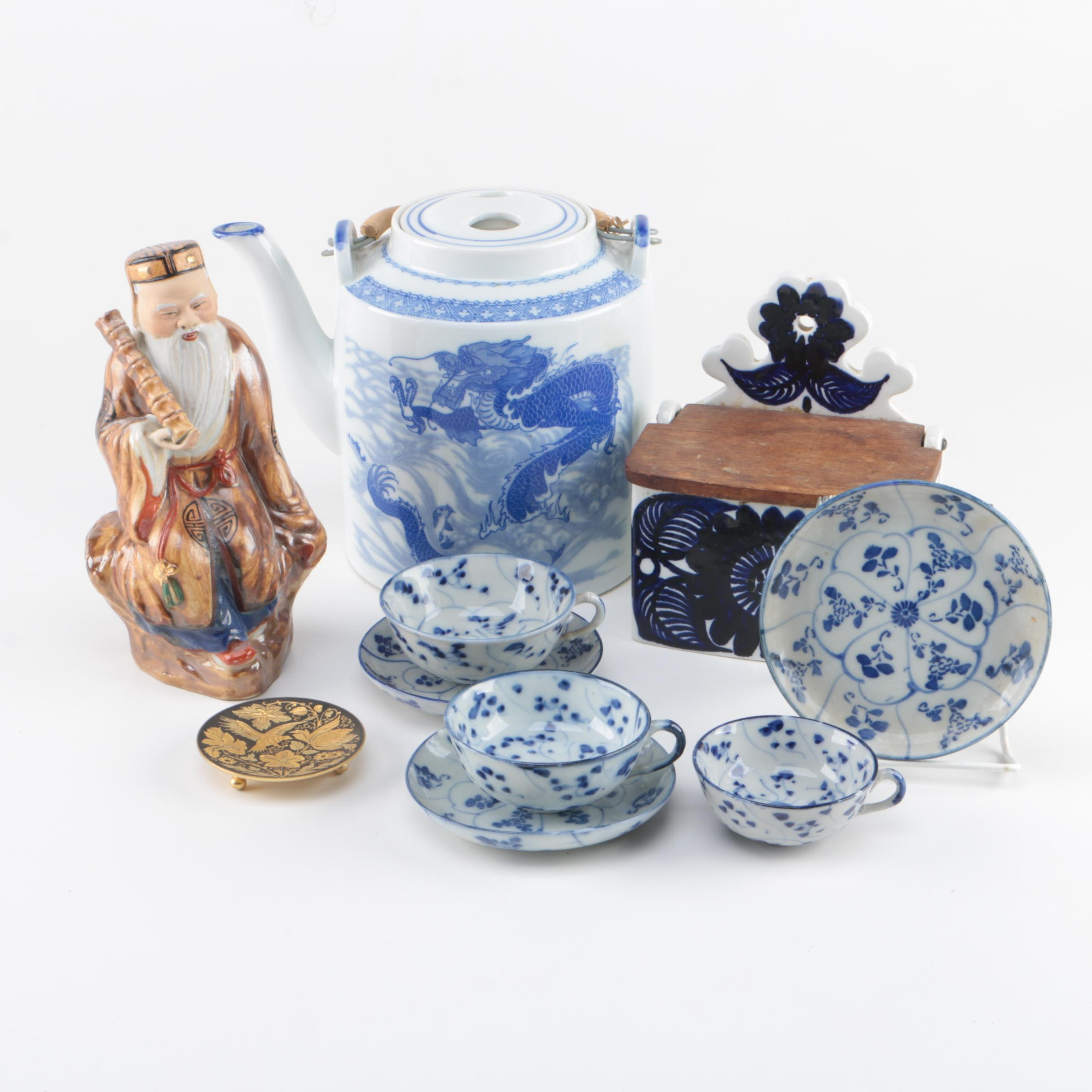 East Asian Tableware and Decor