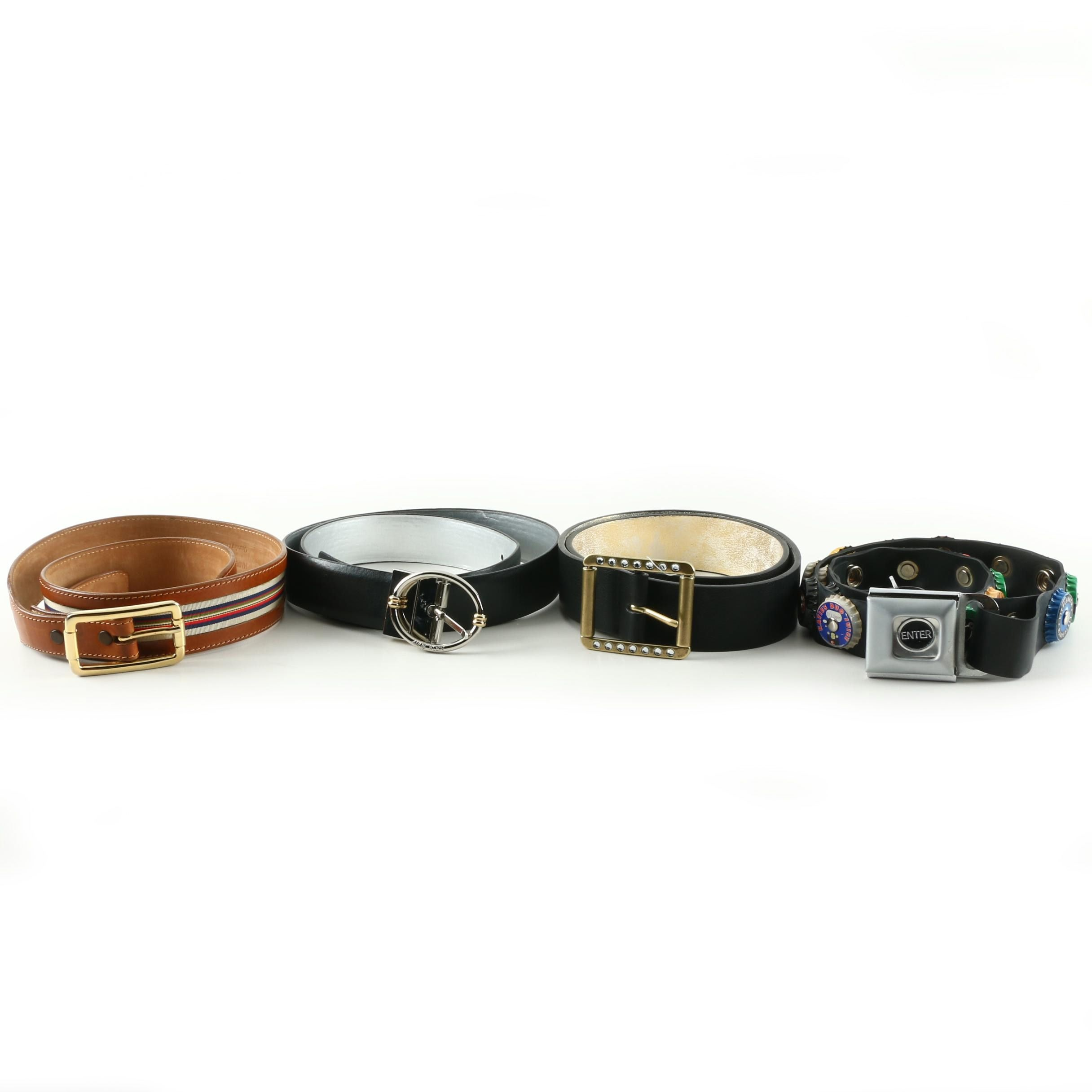 Women's Belts Including Betsey Johnson and Anne Klein