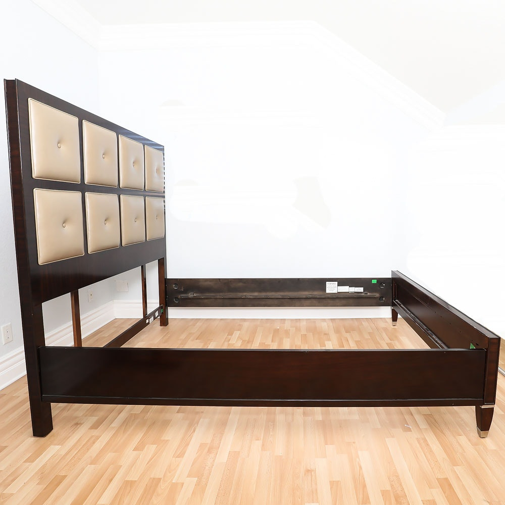 Modern Platform Bed by Thomasville