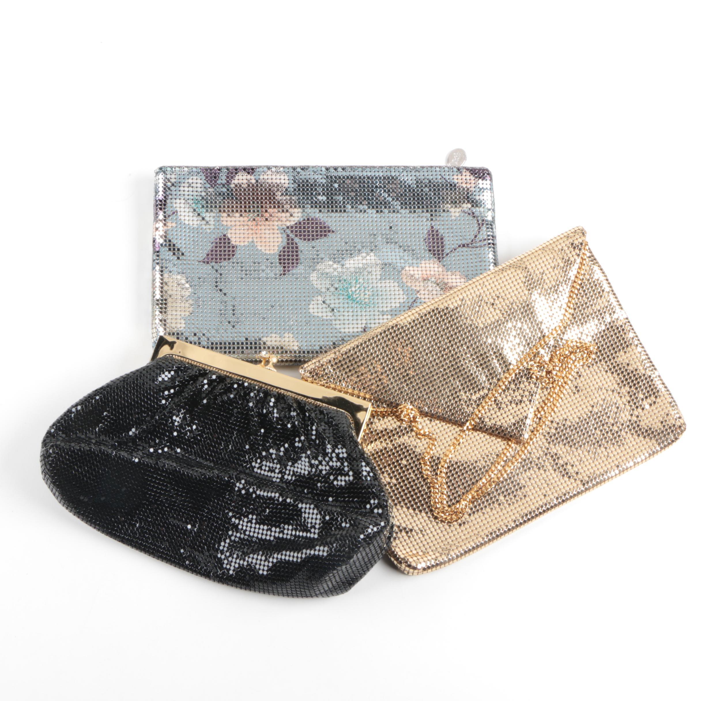 Vintage Whiting and Davis Metal Mesh Handbag Collection