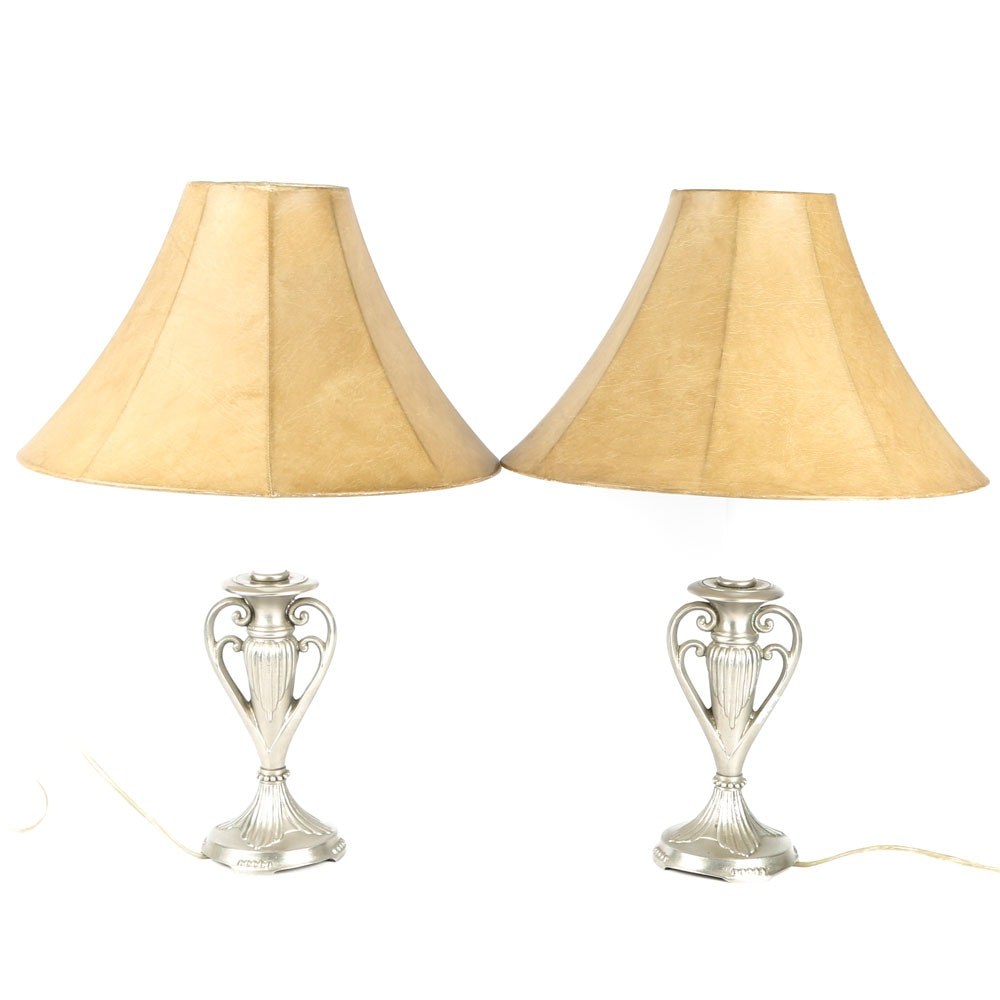 Grecian Inspired Table Lamps