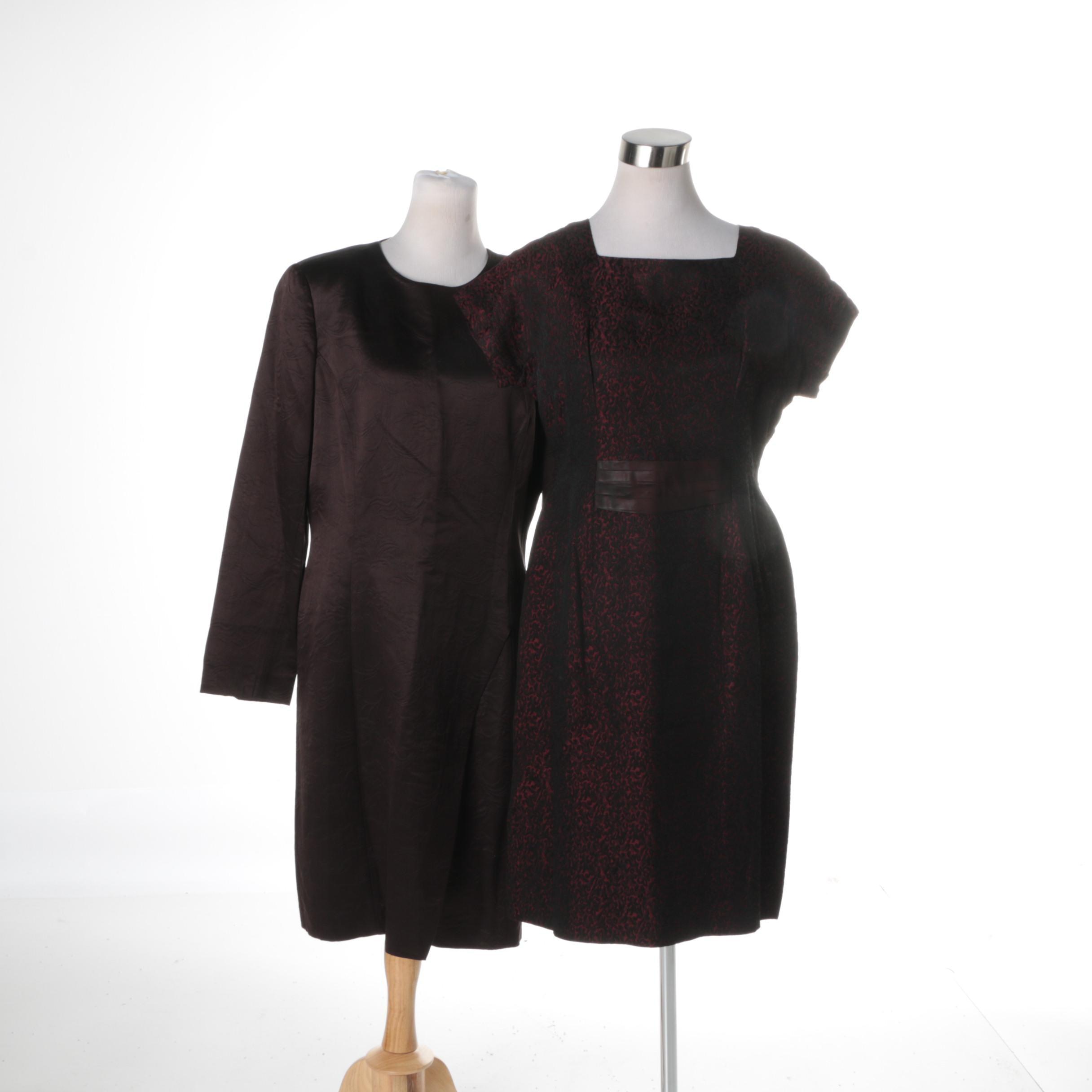 Women's Dresses Including Giorgio Armani