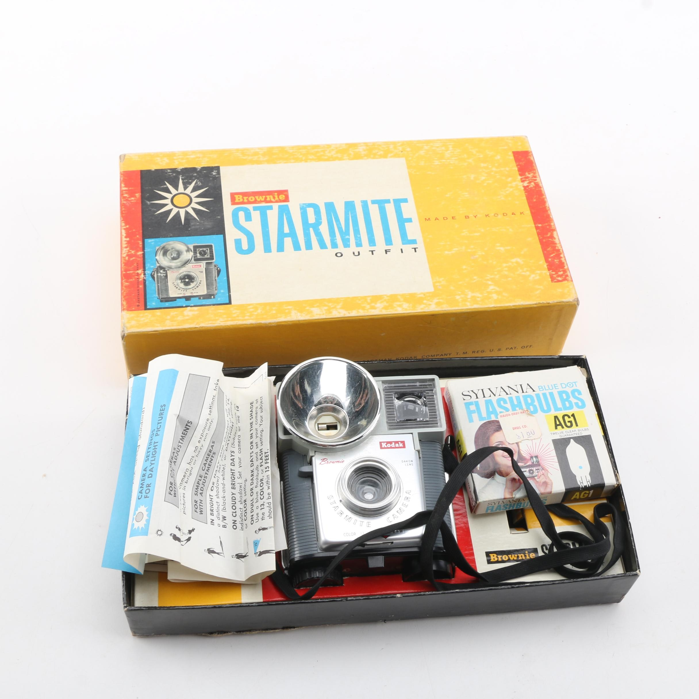 "Kodak Brownie ""Starmite"" Camera"