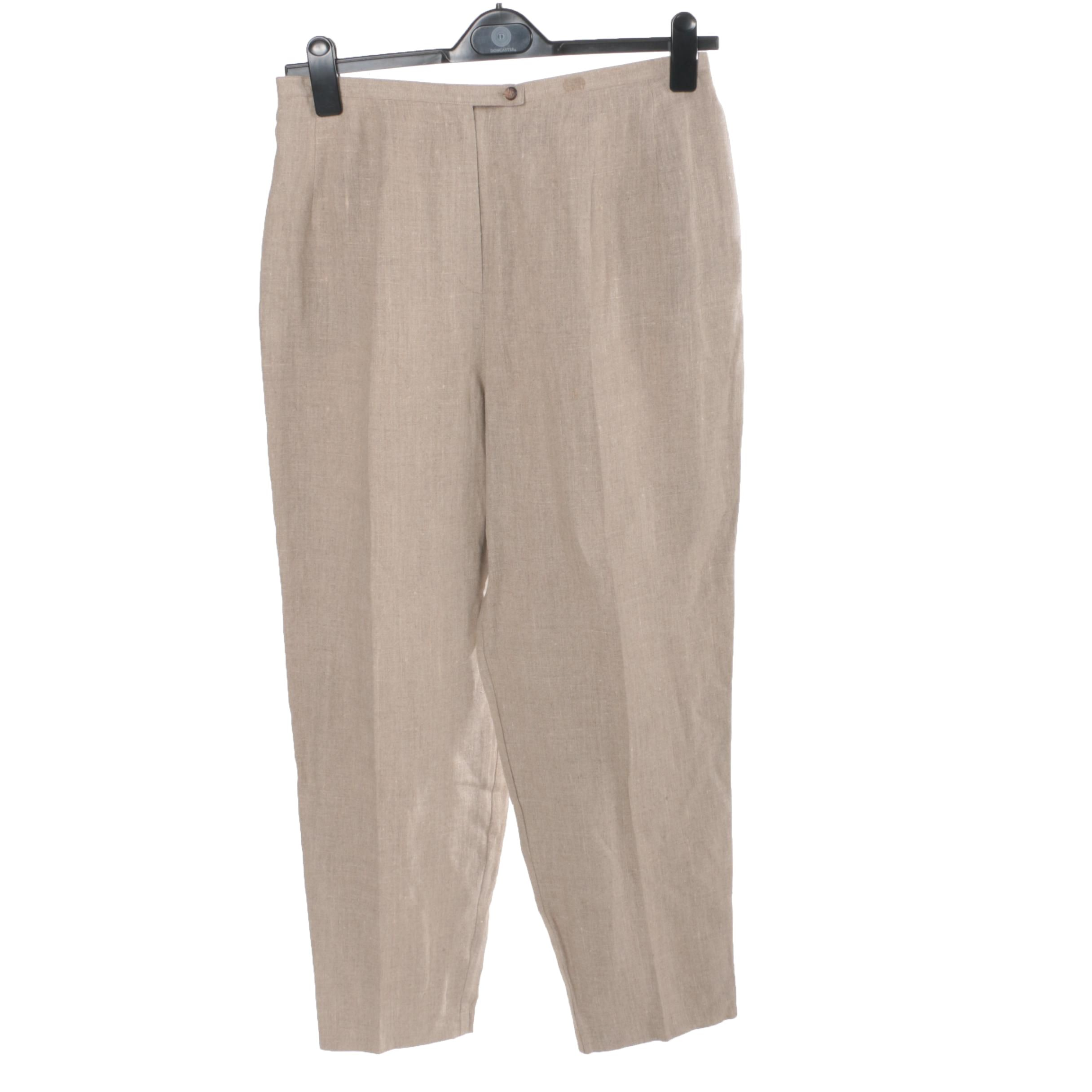 Women's Harvé Benard Linen Pants
