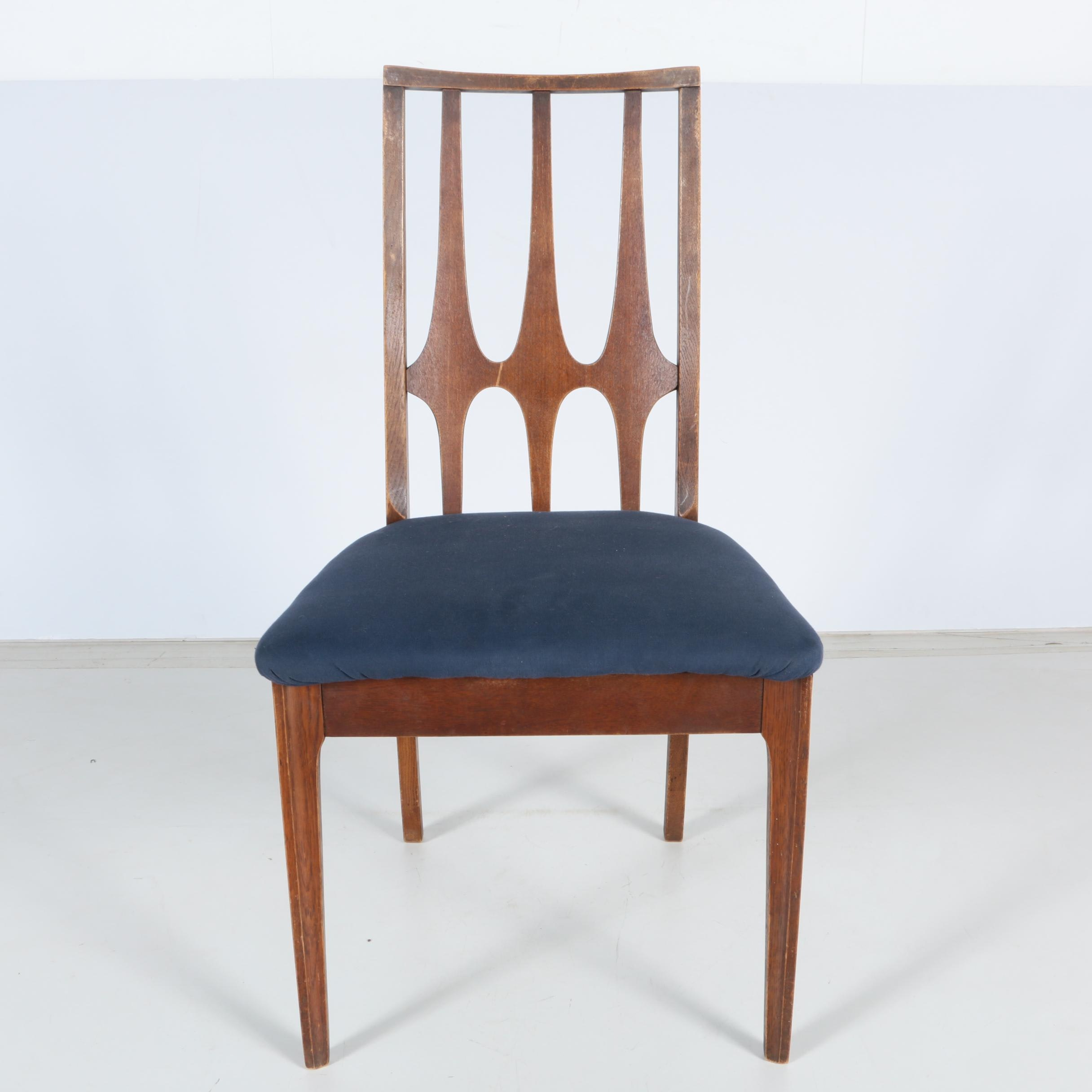 Broyhill Brasilia Walnut Dining Chair