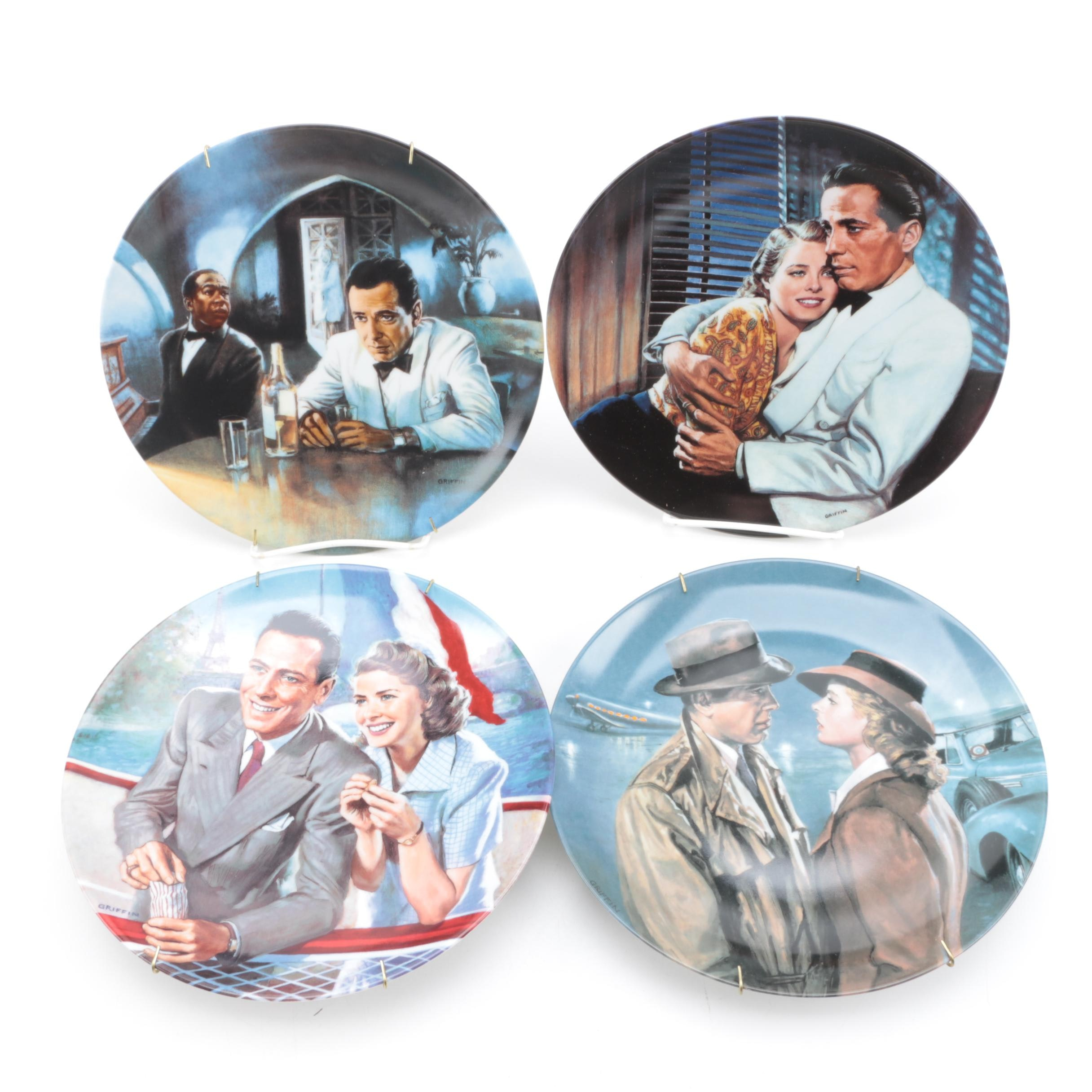 Casablanca Collector's Plates