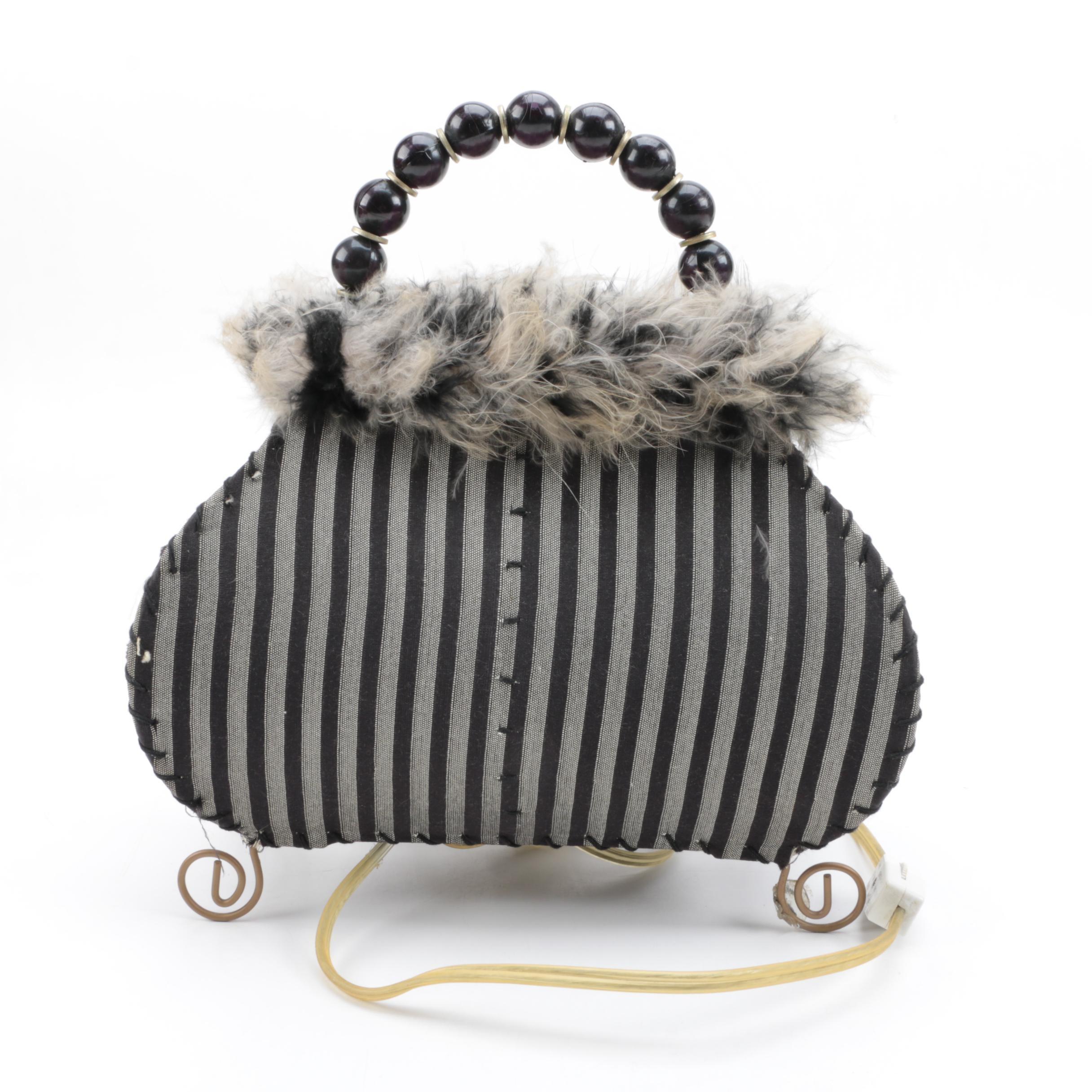Novelty Handbag Accent Lamp