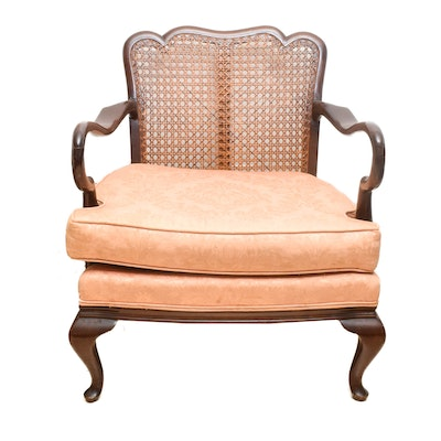 George II Style Armchair - Online Furniture Auctions Vintage Furniture Auction Antique