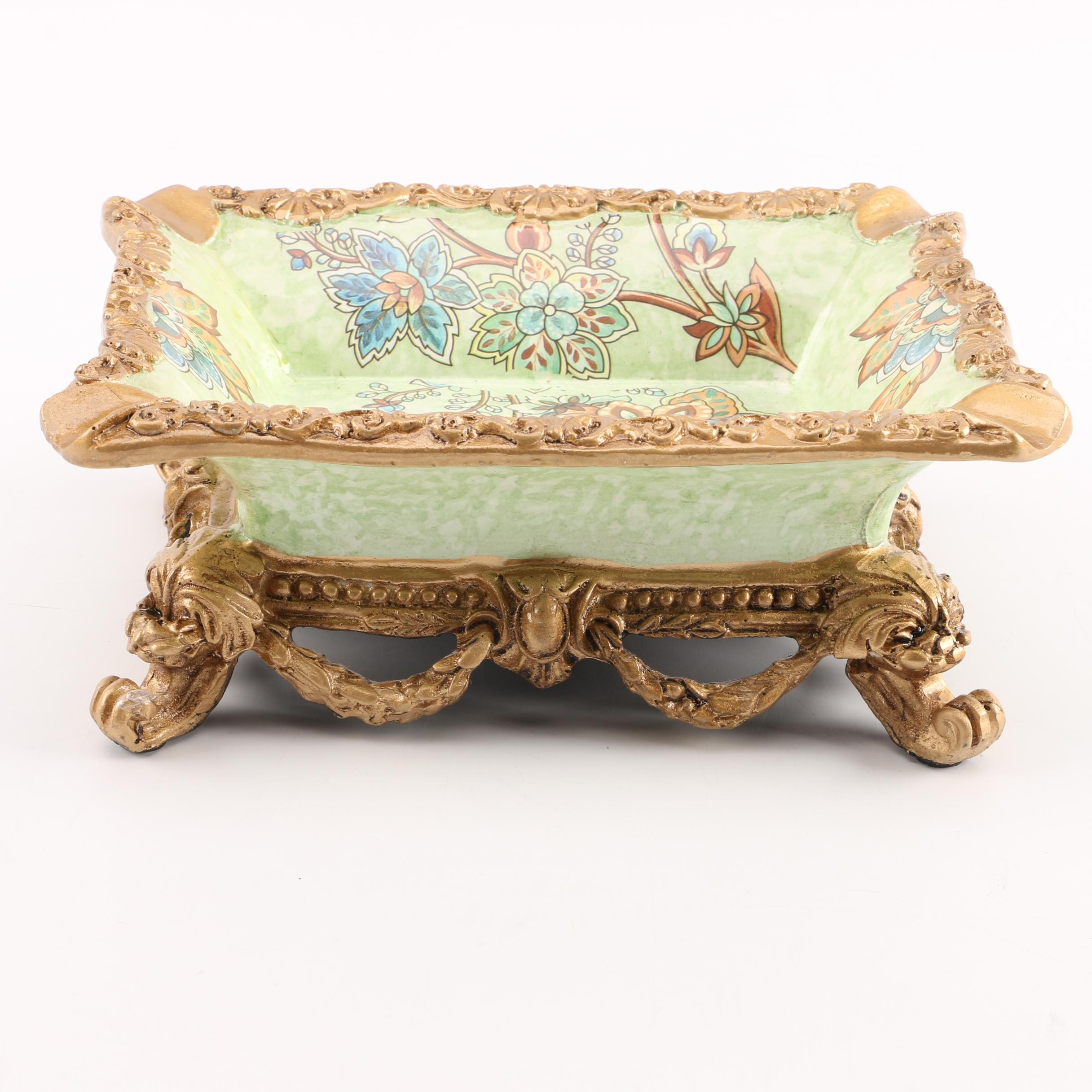 Ceramic Ash Receiver