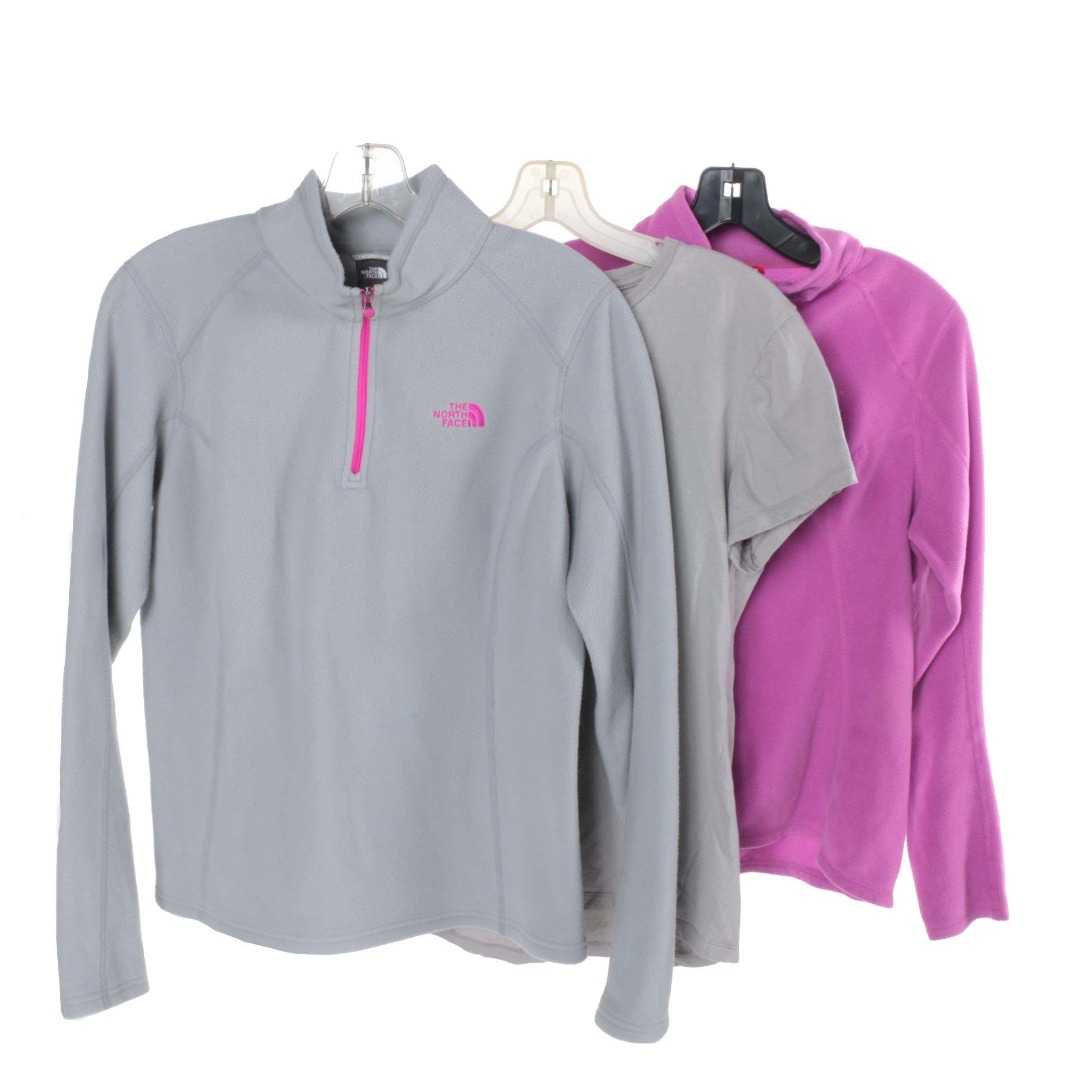 Women's The North Face Pullovers and T-shirt