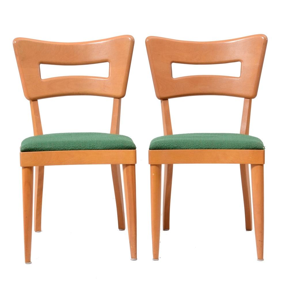 Mid Century Modern Heywood-Wakefield Dining Chairs