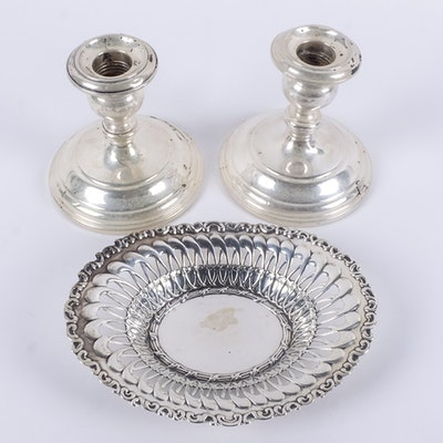 Sterling Silver, Housewares, Décor & More