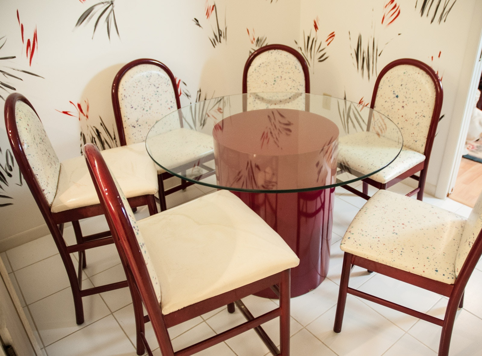 Modern Kitchen Table and Chairs