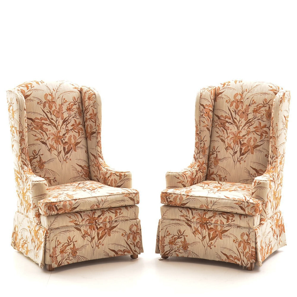Pair of Vintage Chairs by Ethan Allen