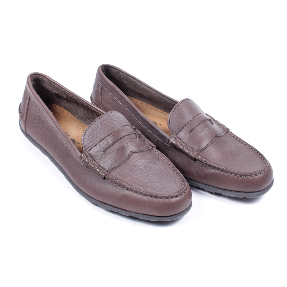 Men's Timberland Leather Loafers