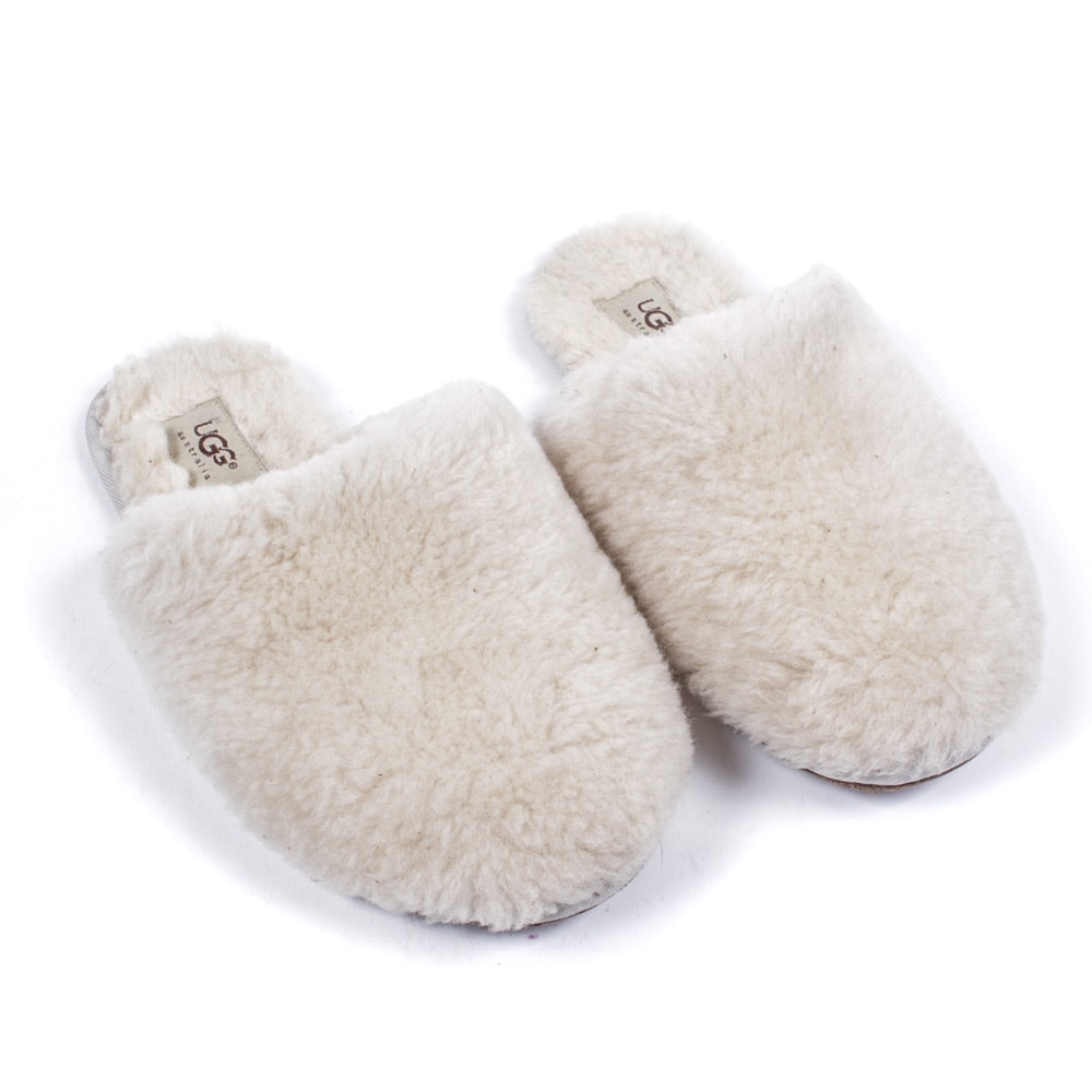 Ugg Australia Shearling House Slippers