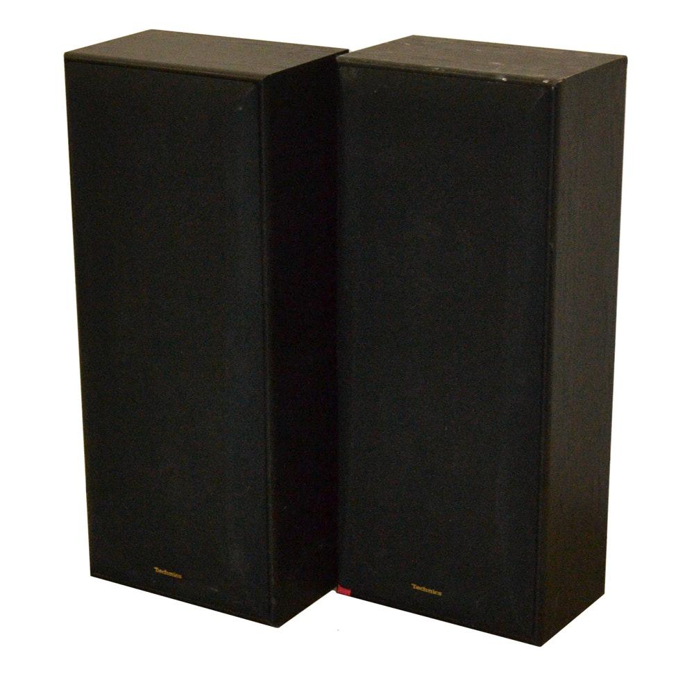 Technics Floor Speakers