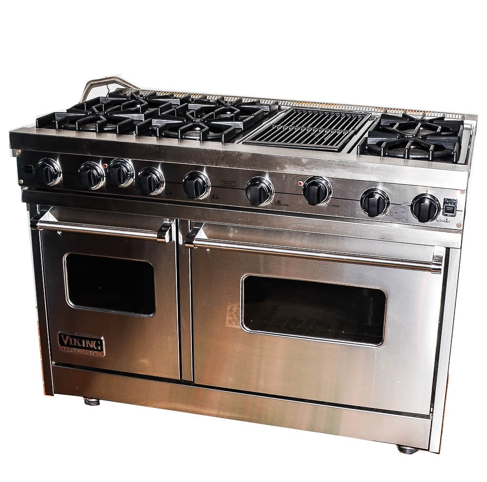 Viking Professional Gas Oven Range and Stove