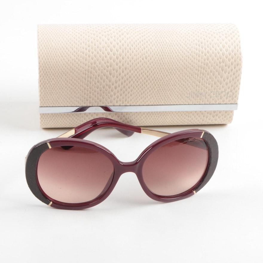 cadc128c9015 Jimmy Choo Millie Sunglasses   EBTH