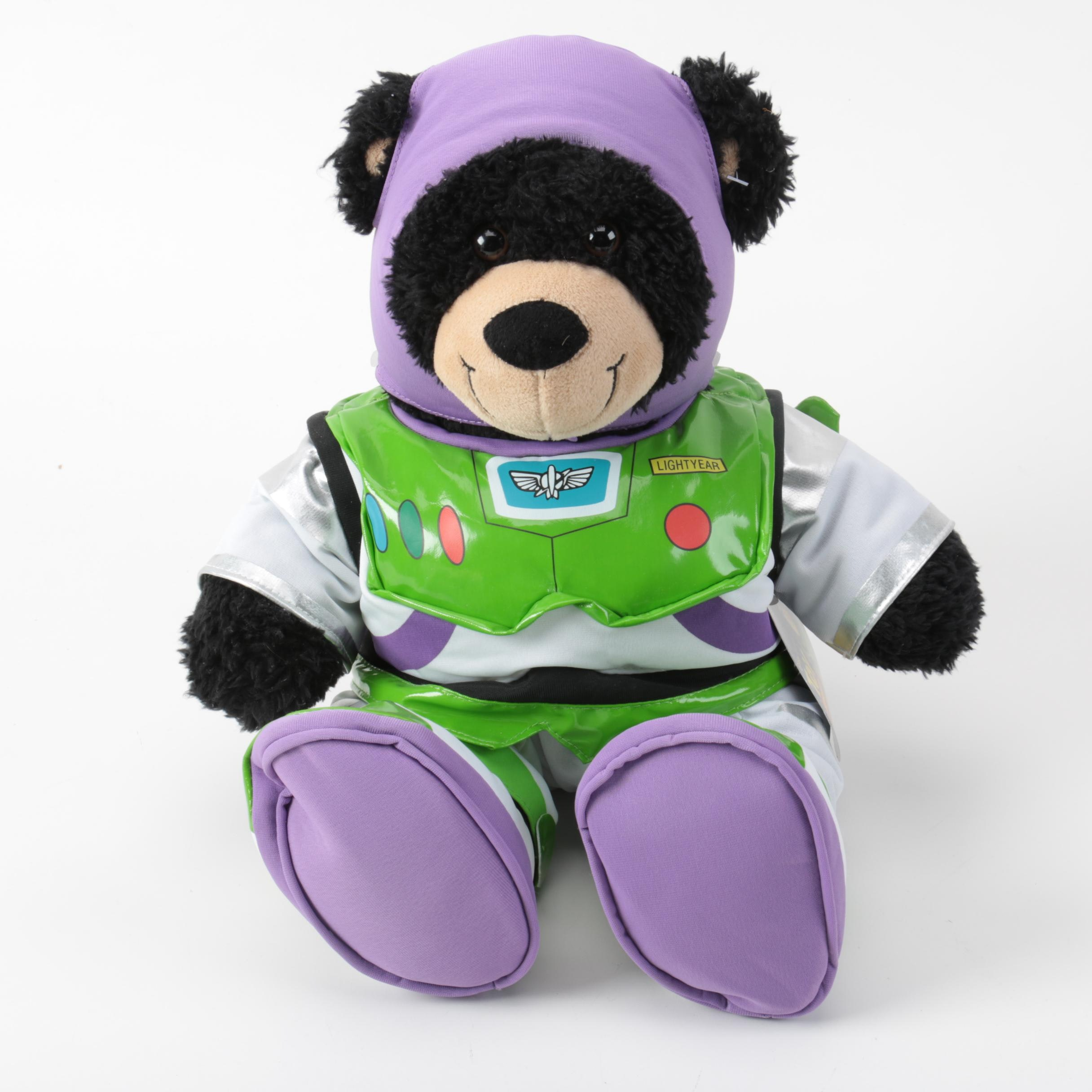 Buzz Lightyear Stuffed Bear by Build-A-Bear Workshop